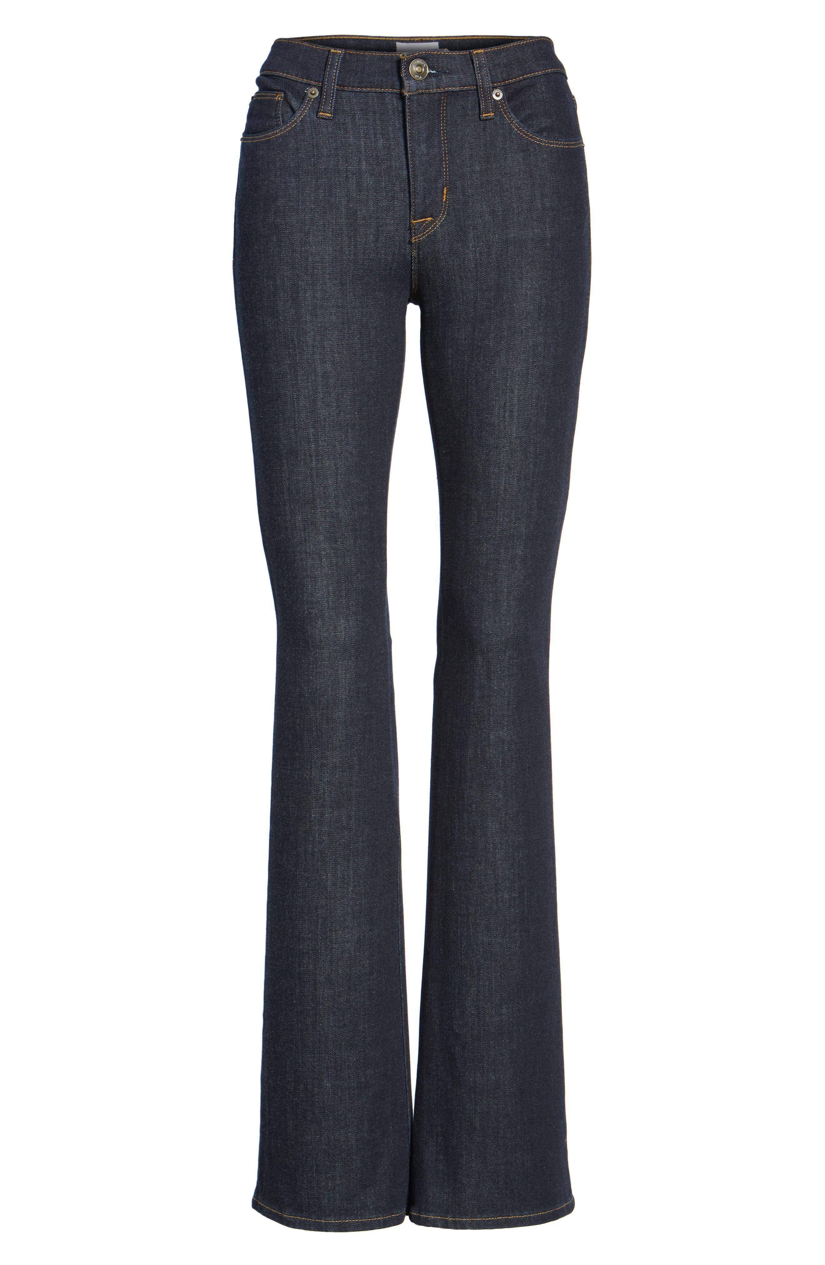 Hudson Drew Bootcut Jeans,                             Alternate thumbnail 6, color,                             402