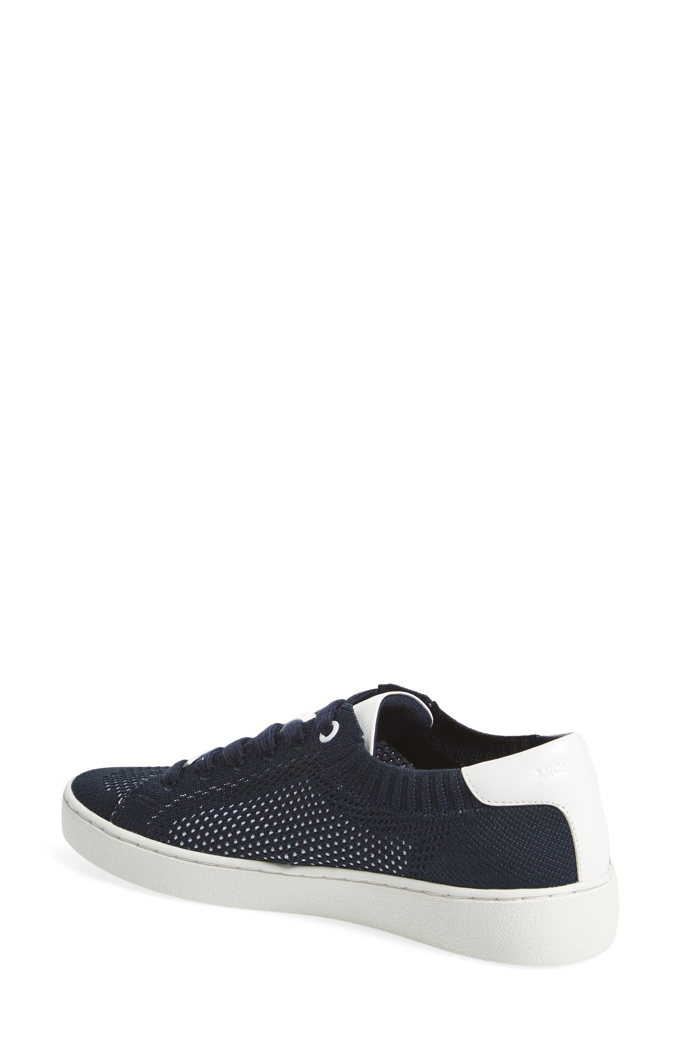 Skyler Knit Sneaker,                             Alternate thumbnail 5, color,
