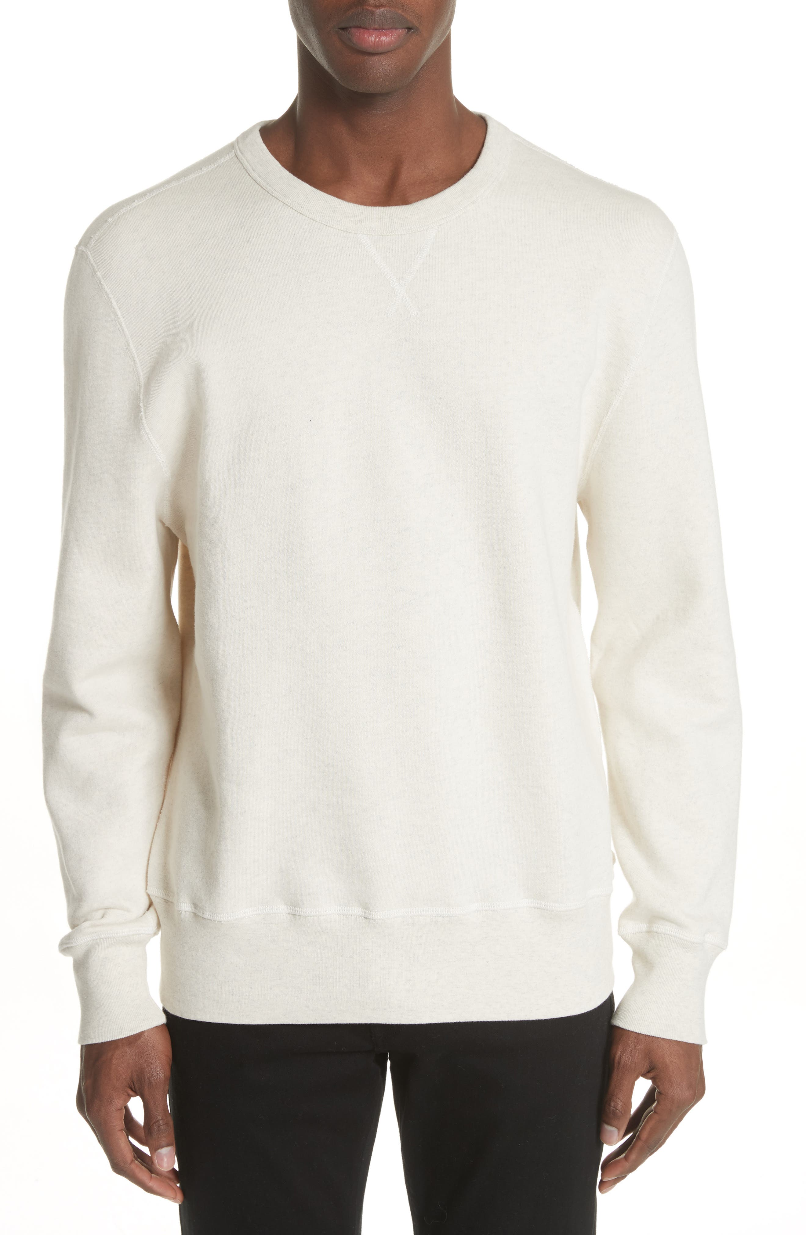 Crewneck Sweatshirt,                             Main thumbnail 1, color,                             050