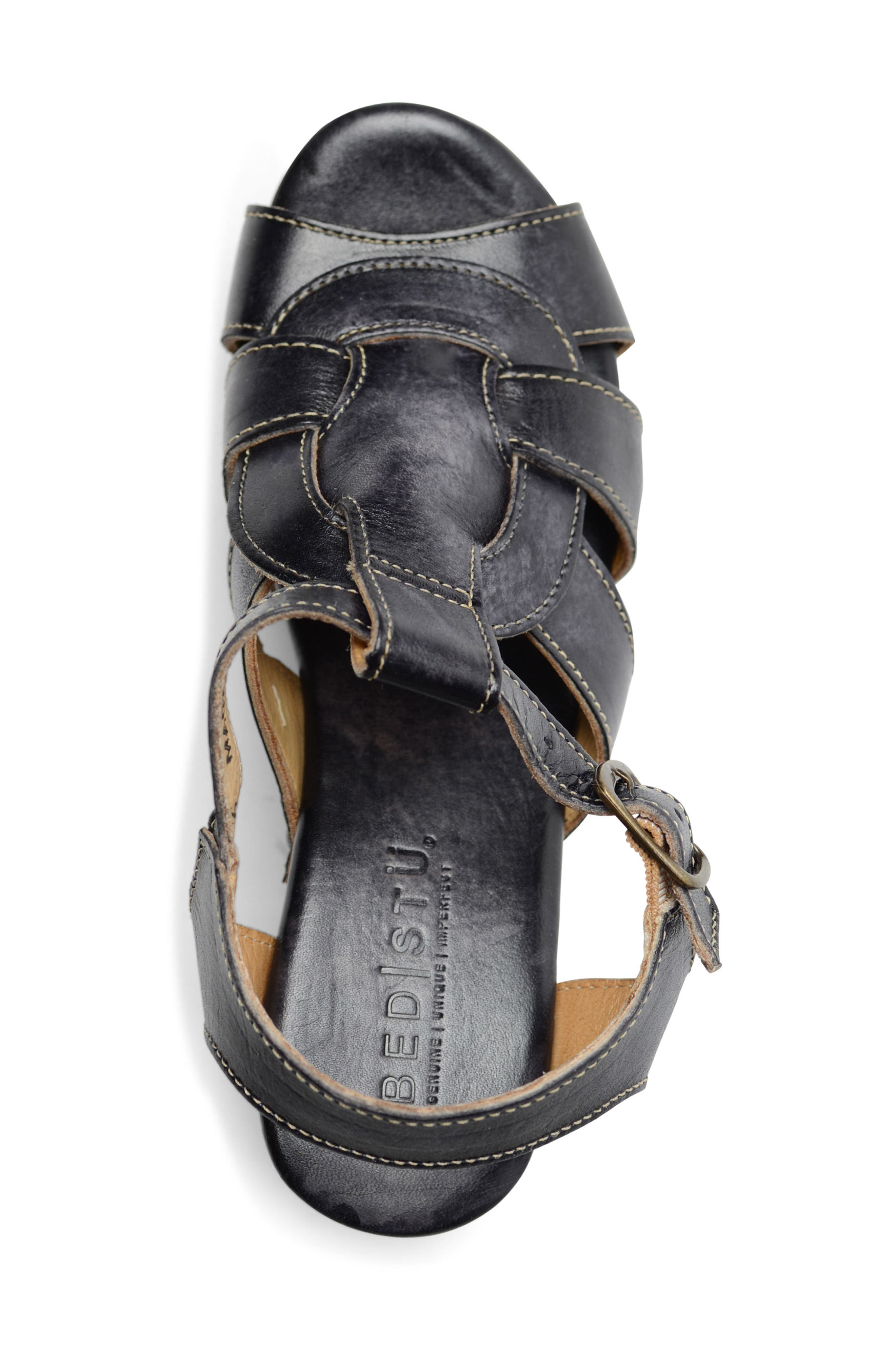 Caitlin Block Heel Sandal,                             Alternate thumbnail 3, color,                             200