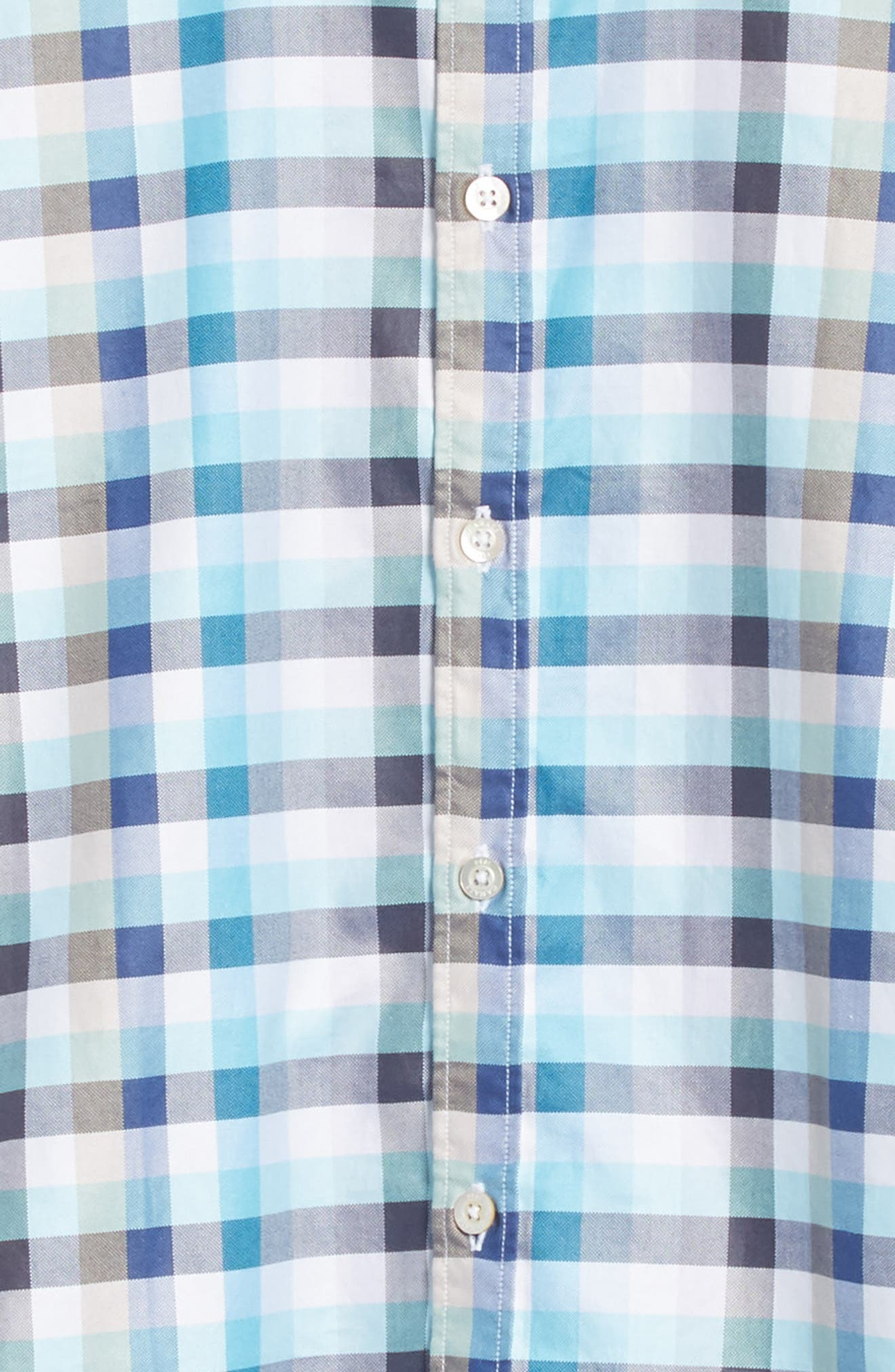 Regular Fit Check Sport Shirt,                             Alternate thumbnail 7, color,