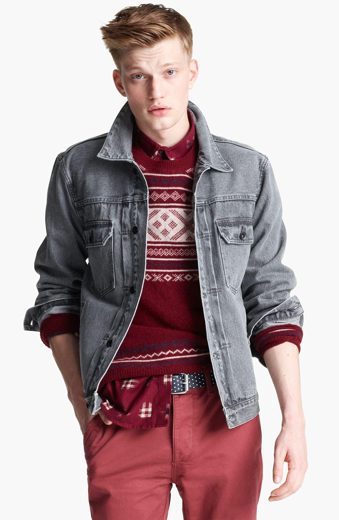 'Dyder' Denim Jacket,                         Main,                         color,