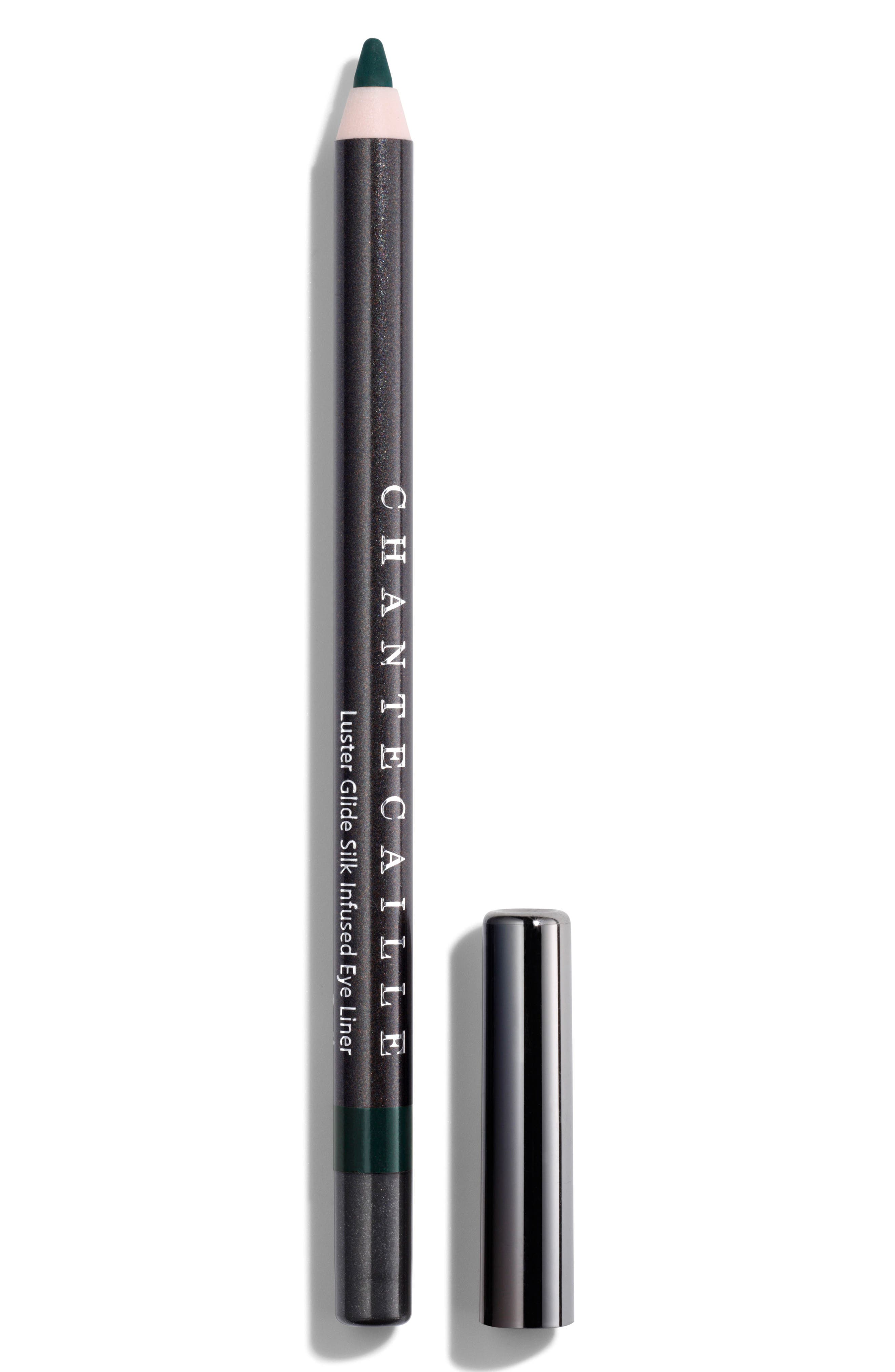Chantecaille Luster Glide Silk Infused Eyeliner - Black Forest