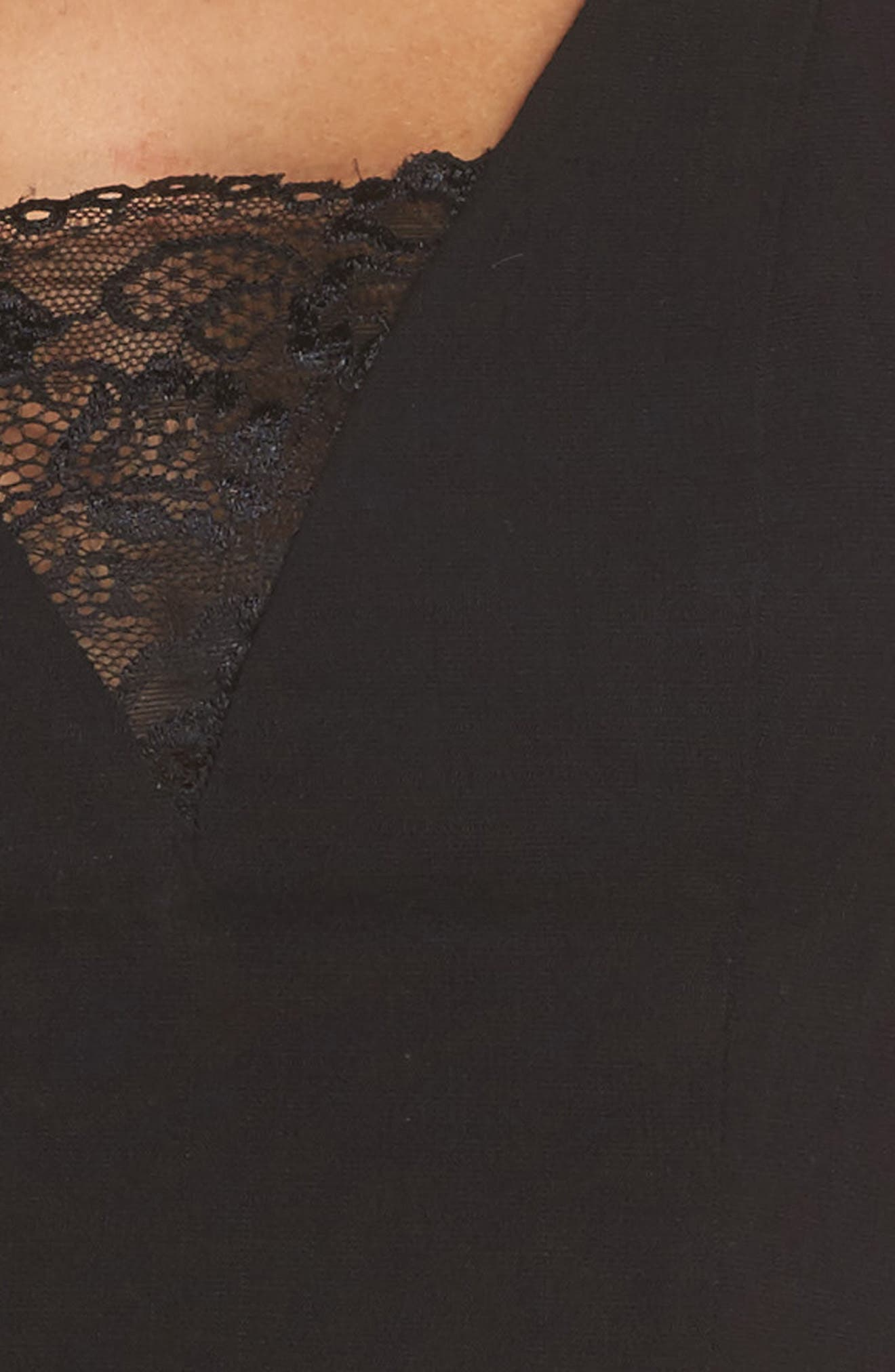 Intimately FP The Century Brami Longline Bralette,                             Alternate thumbnail 4, color,                             001