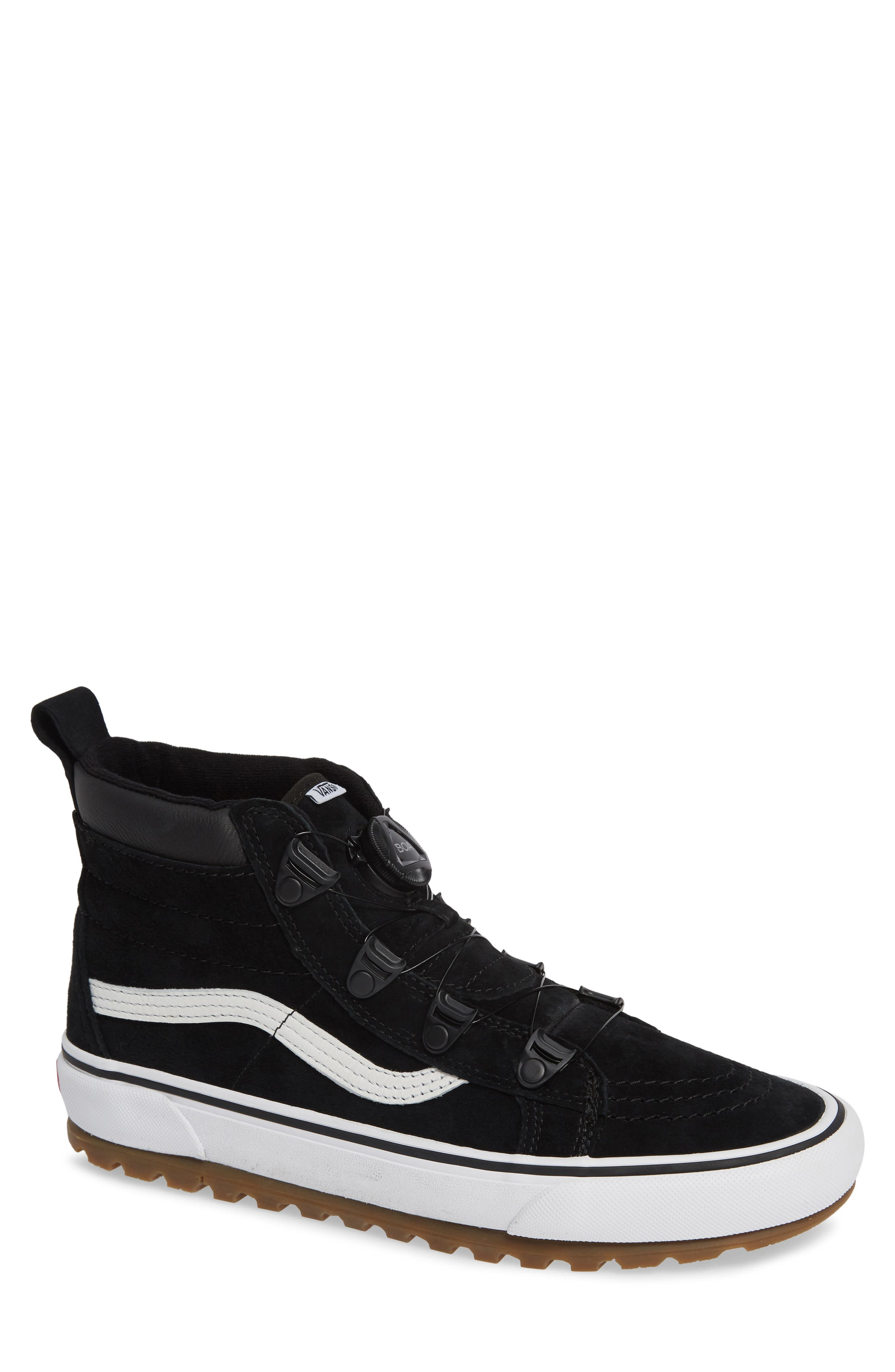 Sk8-Hi MTE Boa Sneaker, Main, color, 001