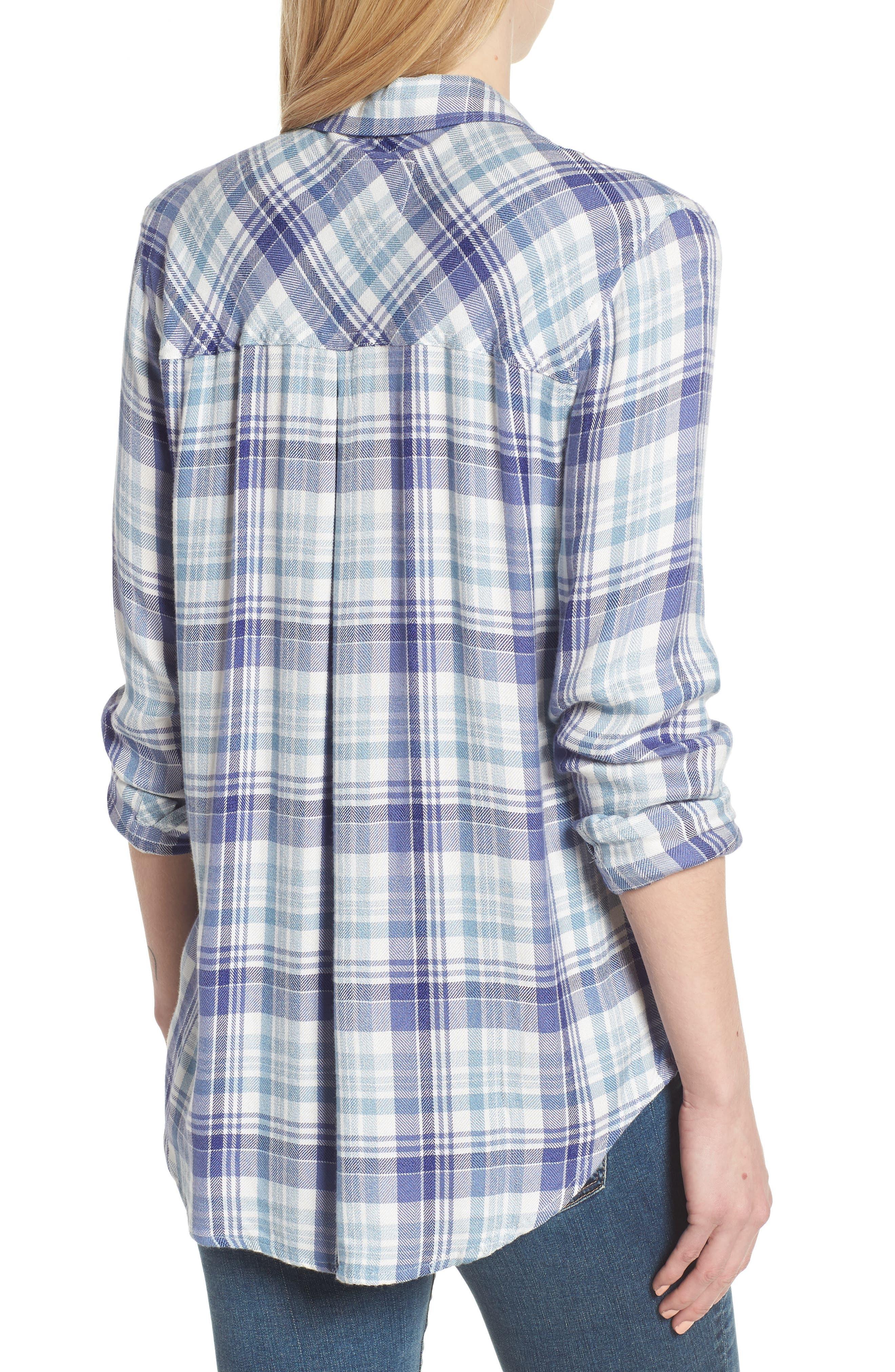 Hunter Plaid Shirt,                             Alternate thumbnail 191, color,