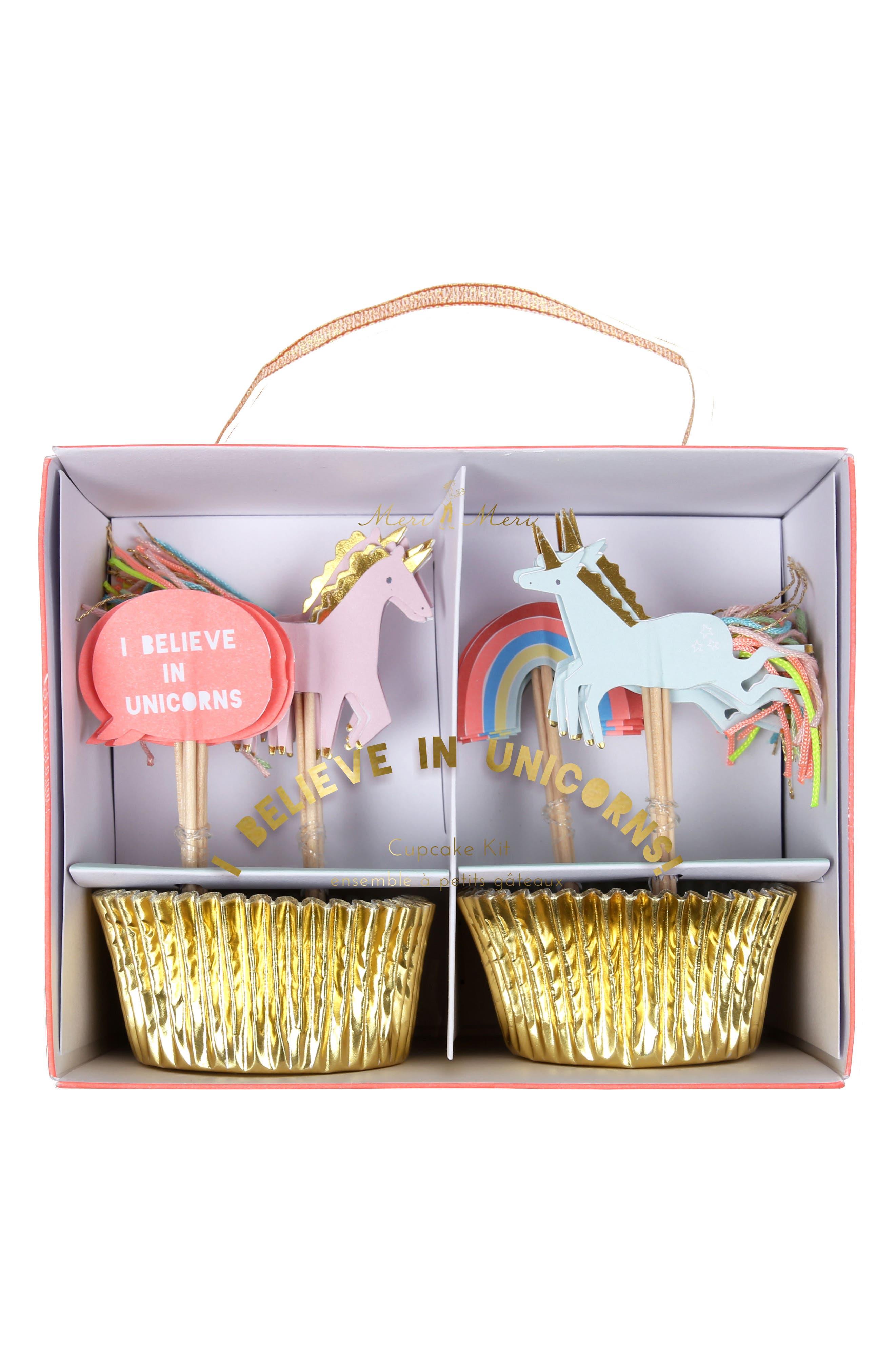 Unicorn Party Bundle,                         Main,                         color, PINK