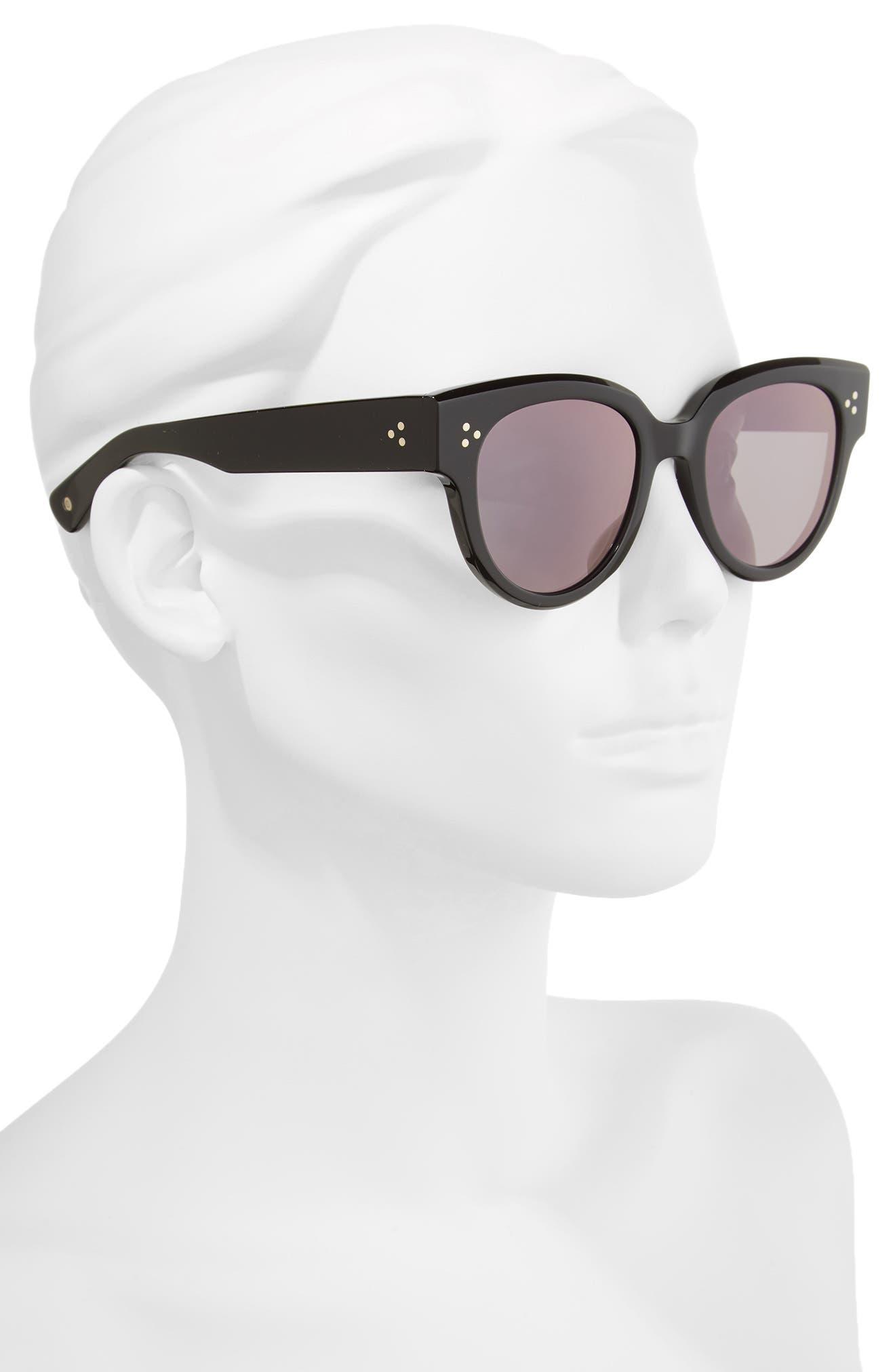 Pettibone 52mm Polarized Sunglasses,                             Alternate thumbnail 2, color,                             001