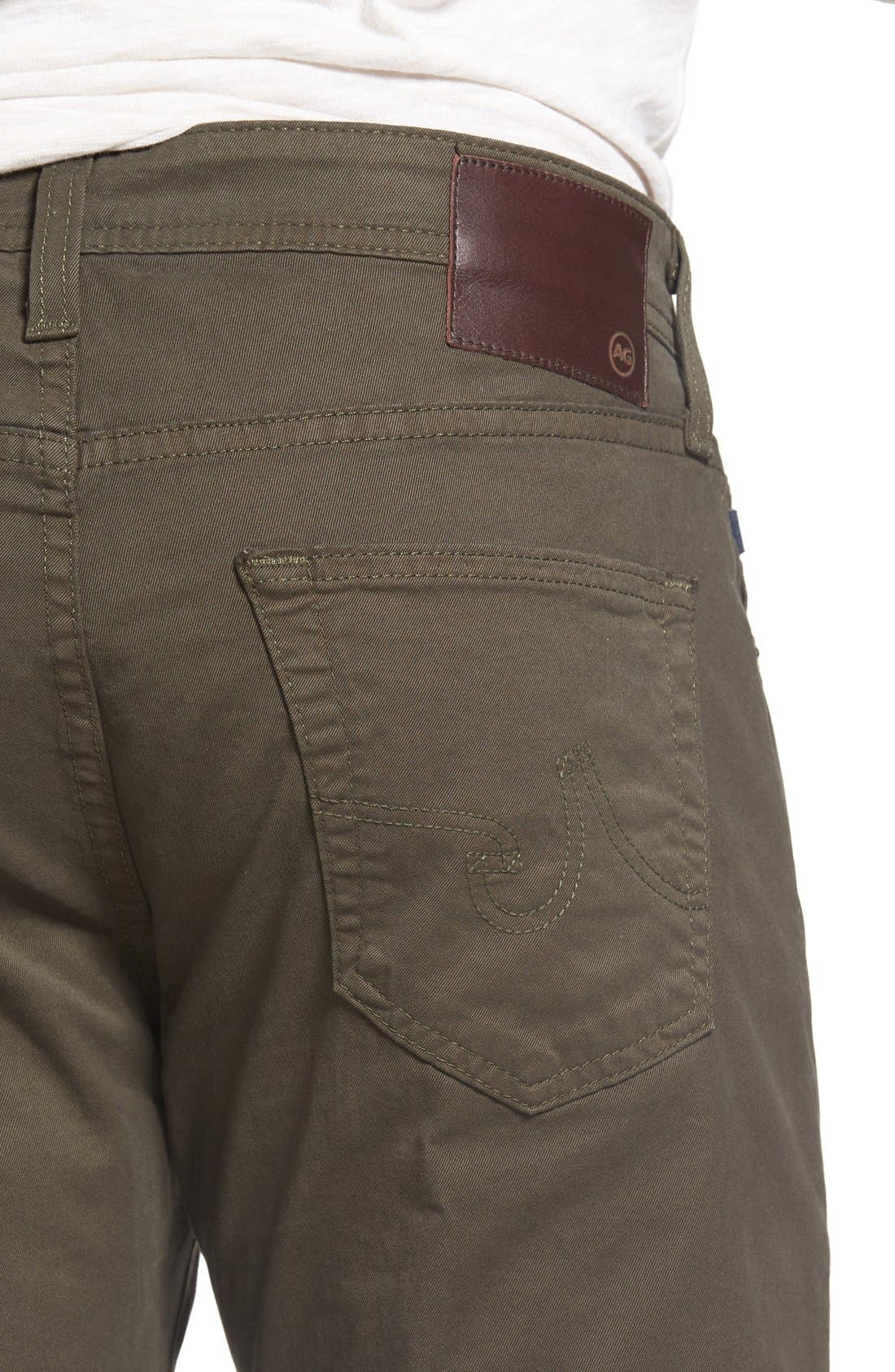 'Matchbox BES' Slim Fit Pants,                             Alternate thumbnail 205, color,
