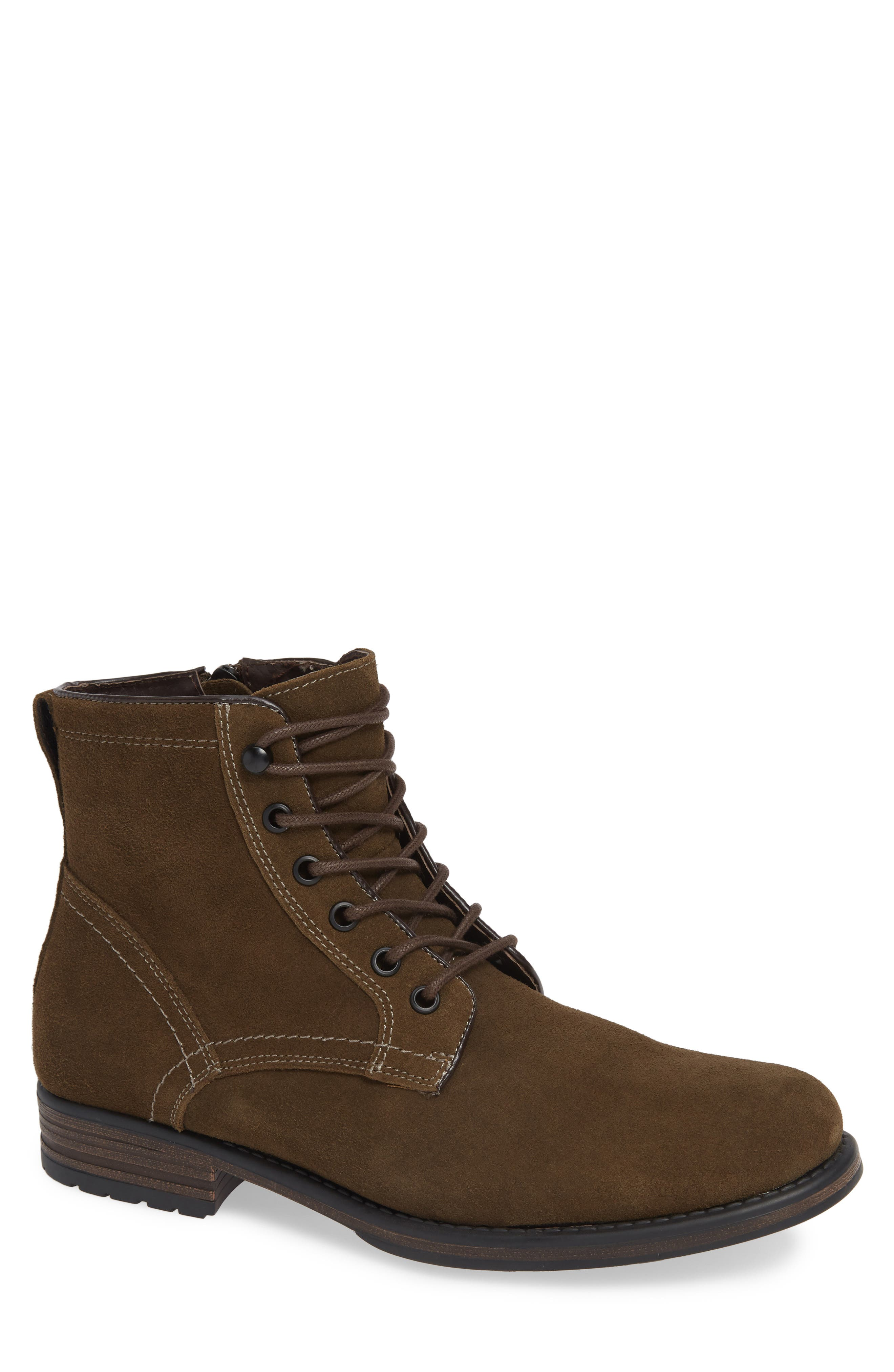 Blondo Peter Waterproof Plain Toe Boot- Brown