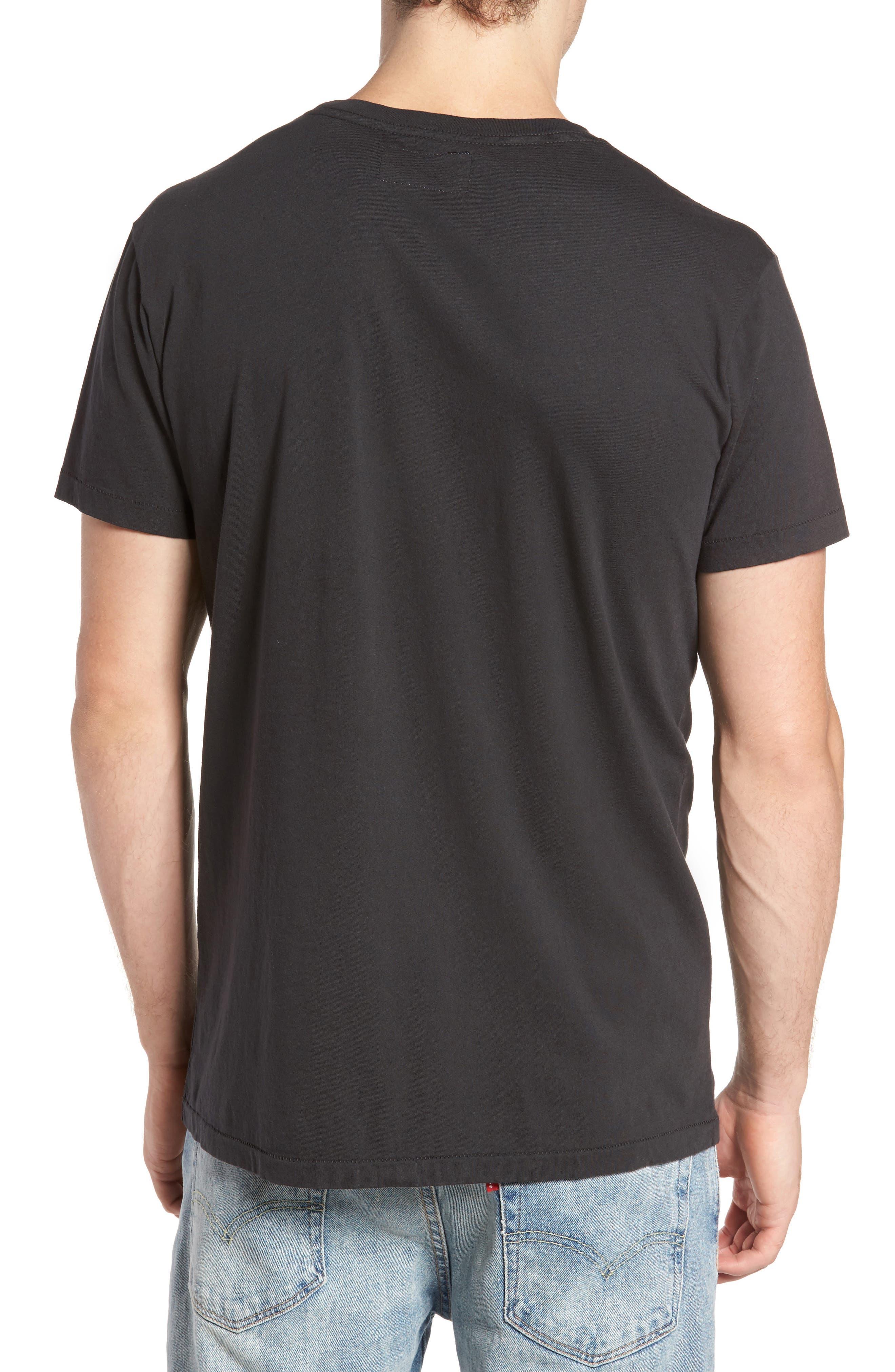 Space Dream Pocket T-Shirt,                             Alternate thumbnail 2, color,