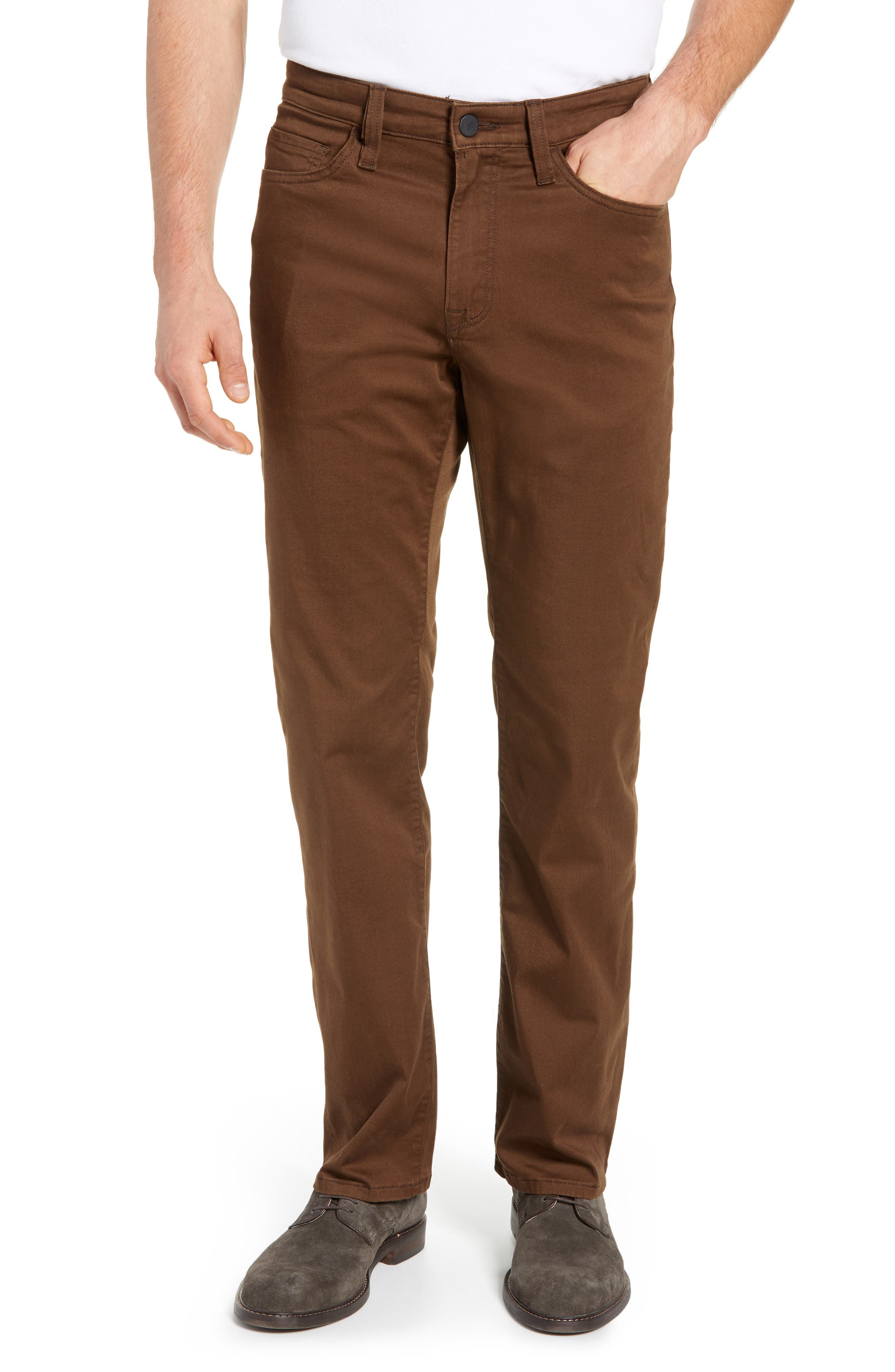 Charisma Relaxed Fit Twill Pants,                         Main,                         color, CAF TWILL