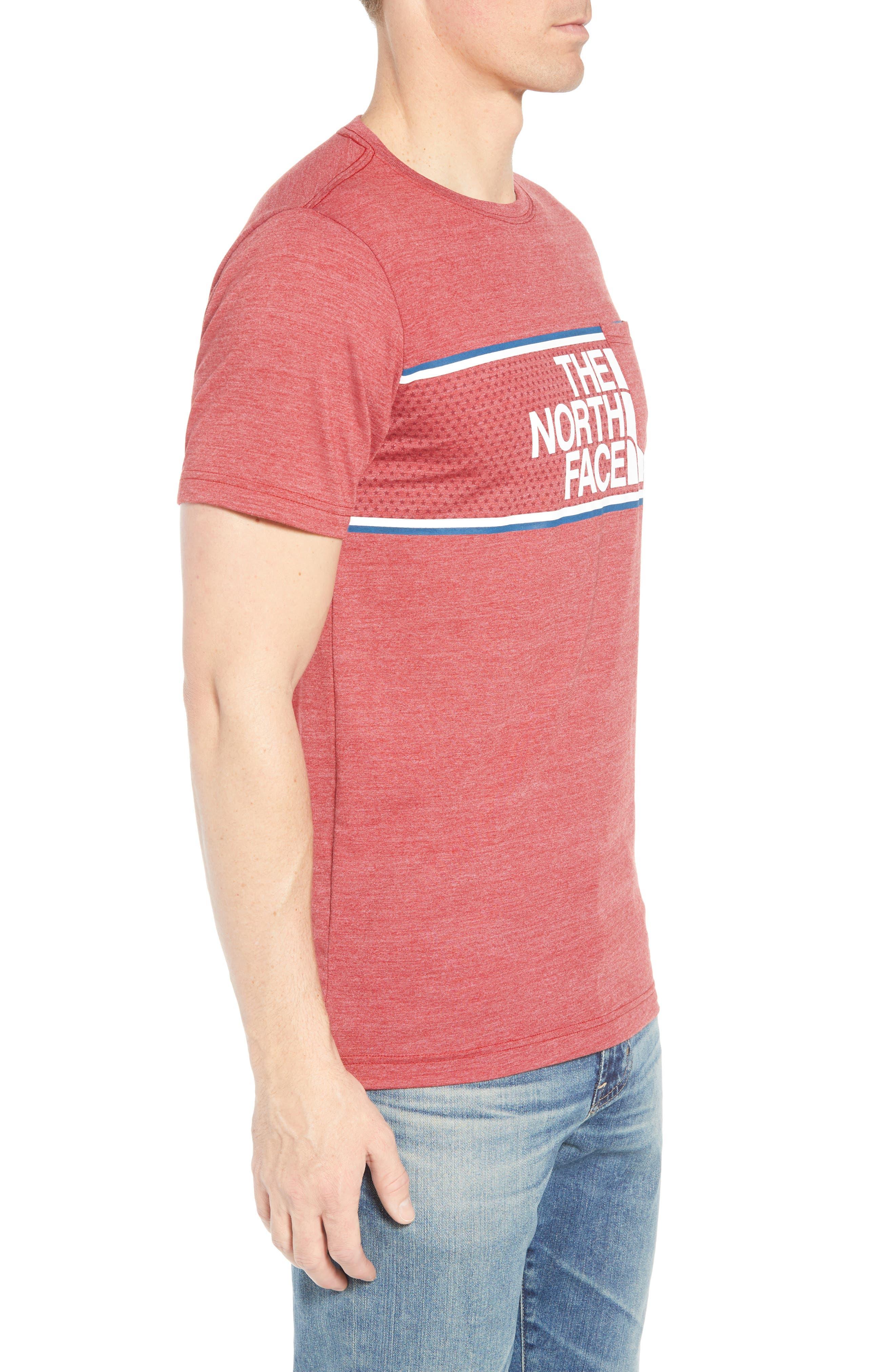 Americana Crewneck T-Shirt,                             Alternate thumbnail 9, color,