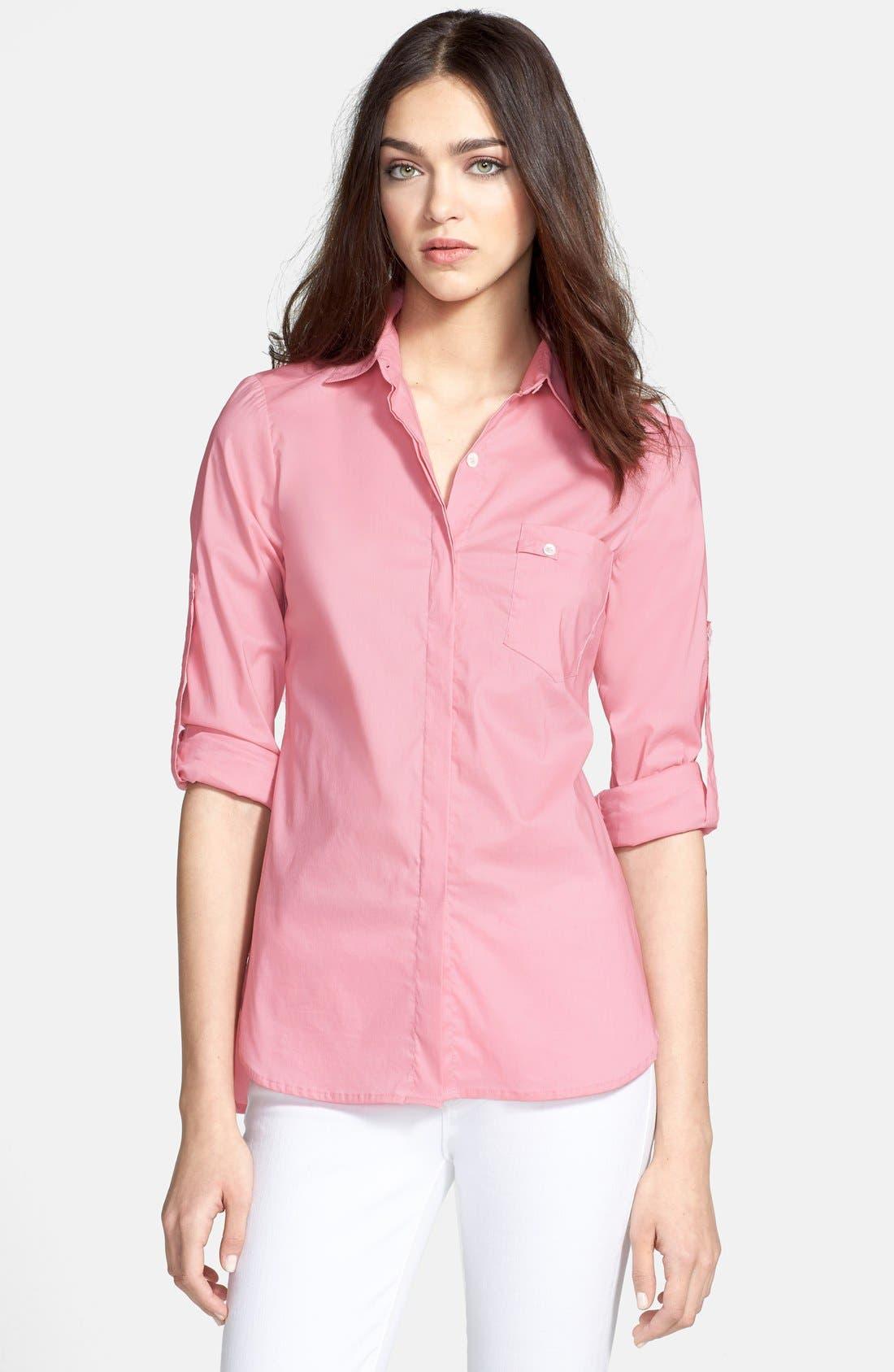 Voile Shirt, Main, color, 650