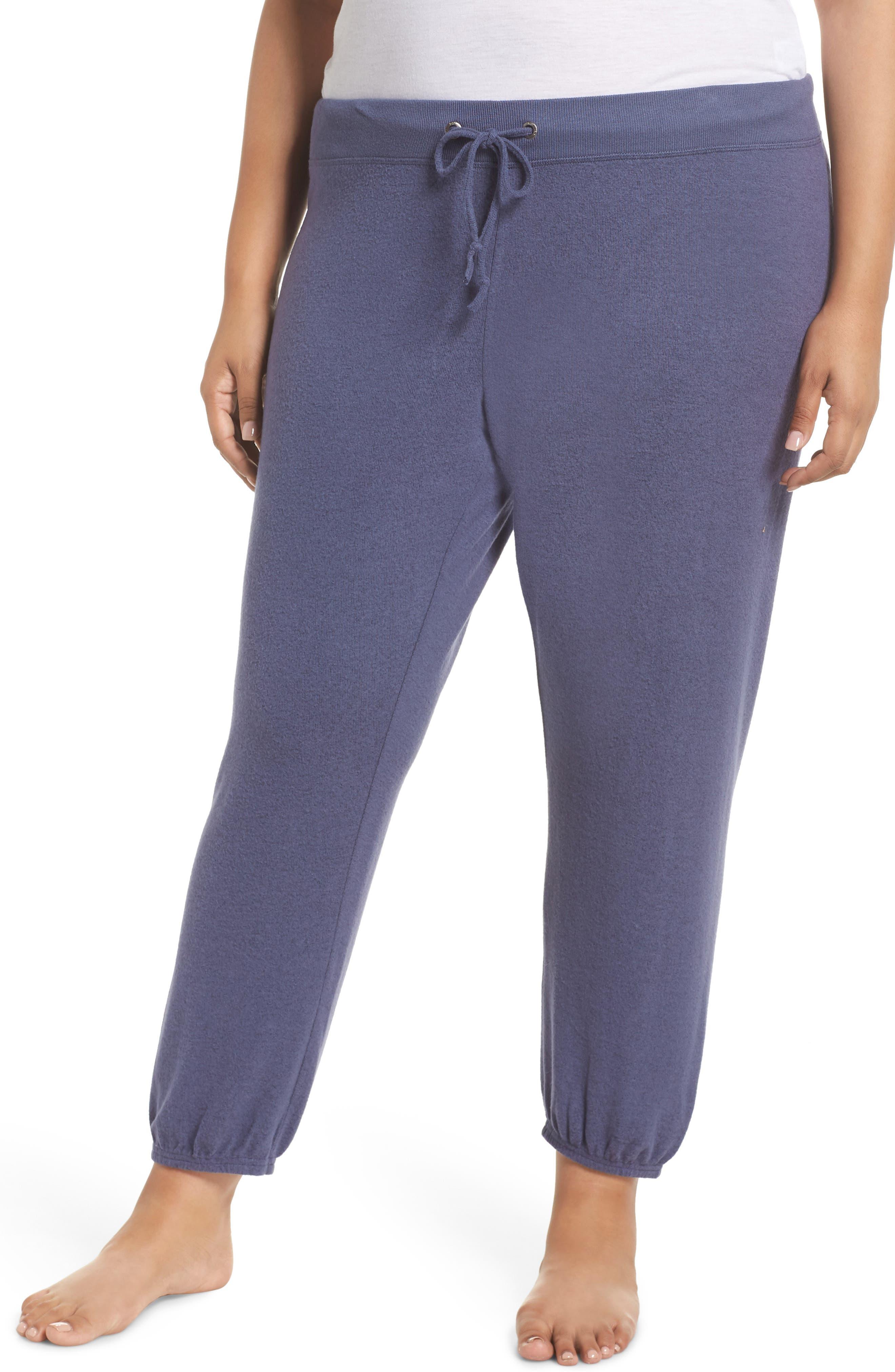 Good Vibes Jogger Pants,                             Main thumbnail 1, color,                             BLUE SHADOW