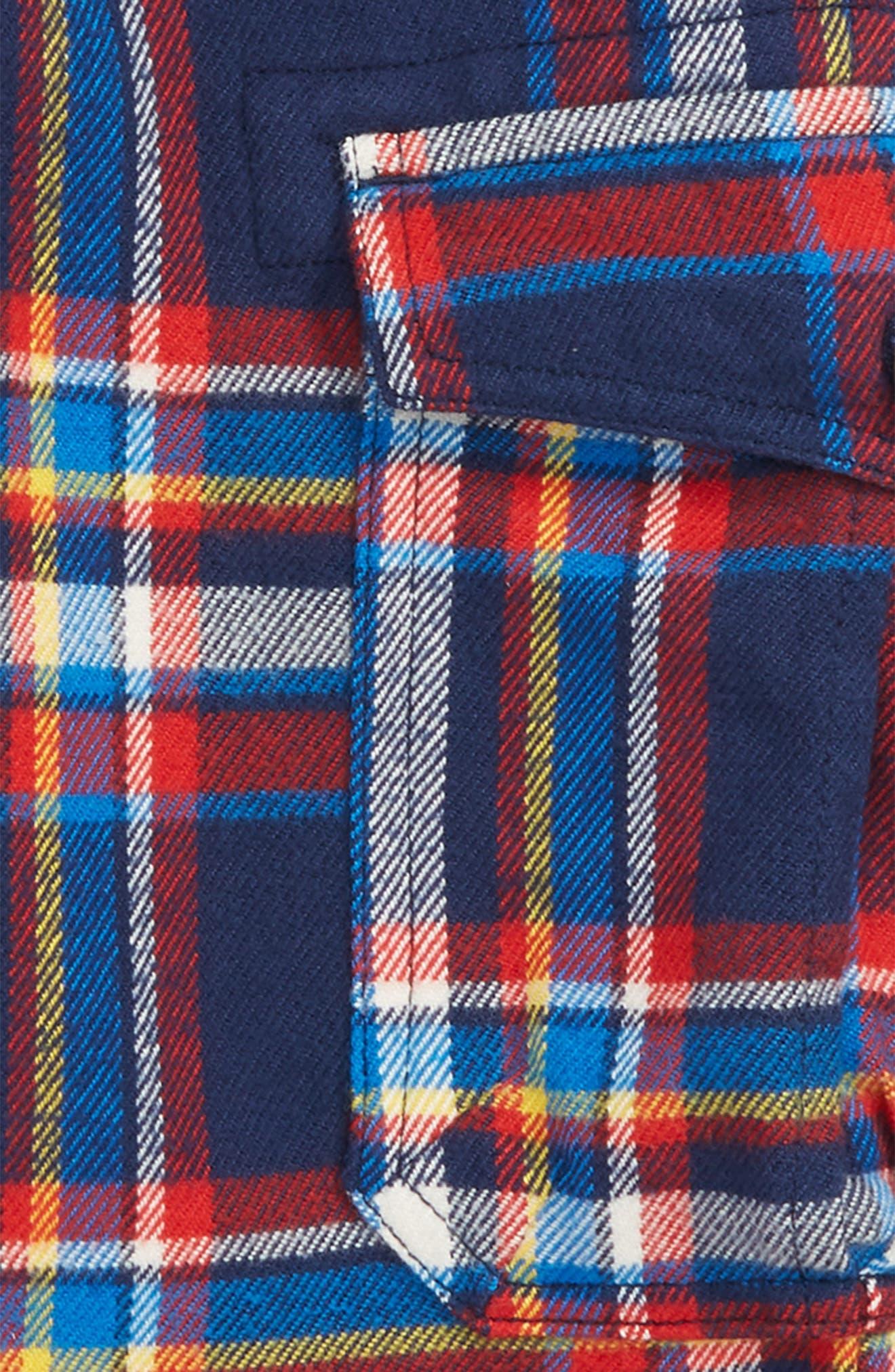 Brushed Cargo Pants,                             Alternate thumbnail 2, color,                             400