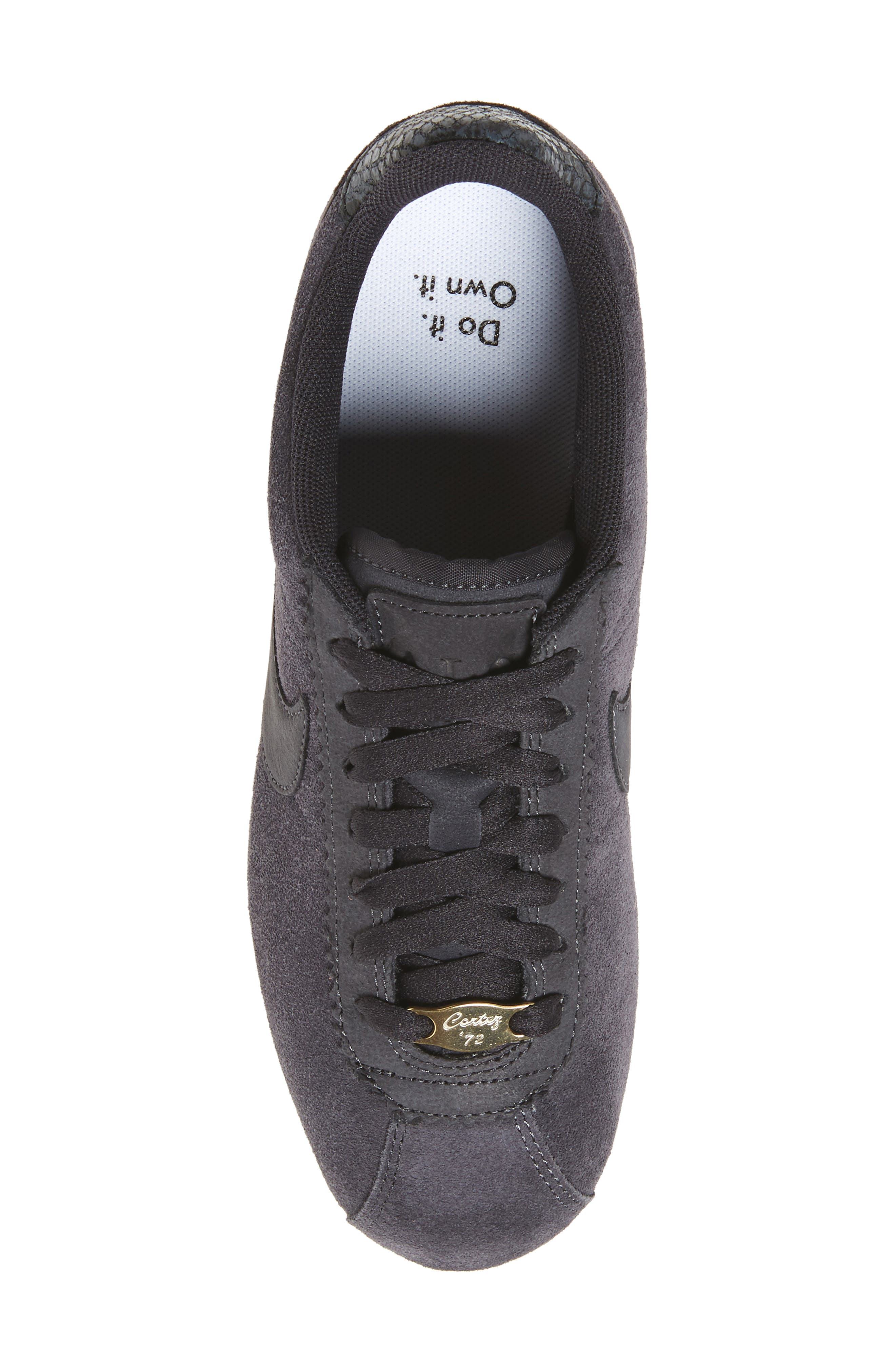 x A.L.C. Classic Cortez Sneaker,                             Alternate thumbnail 5, color,                             001