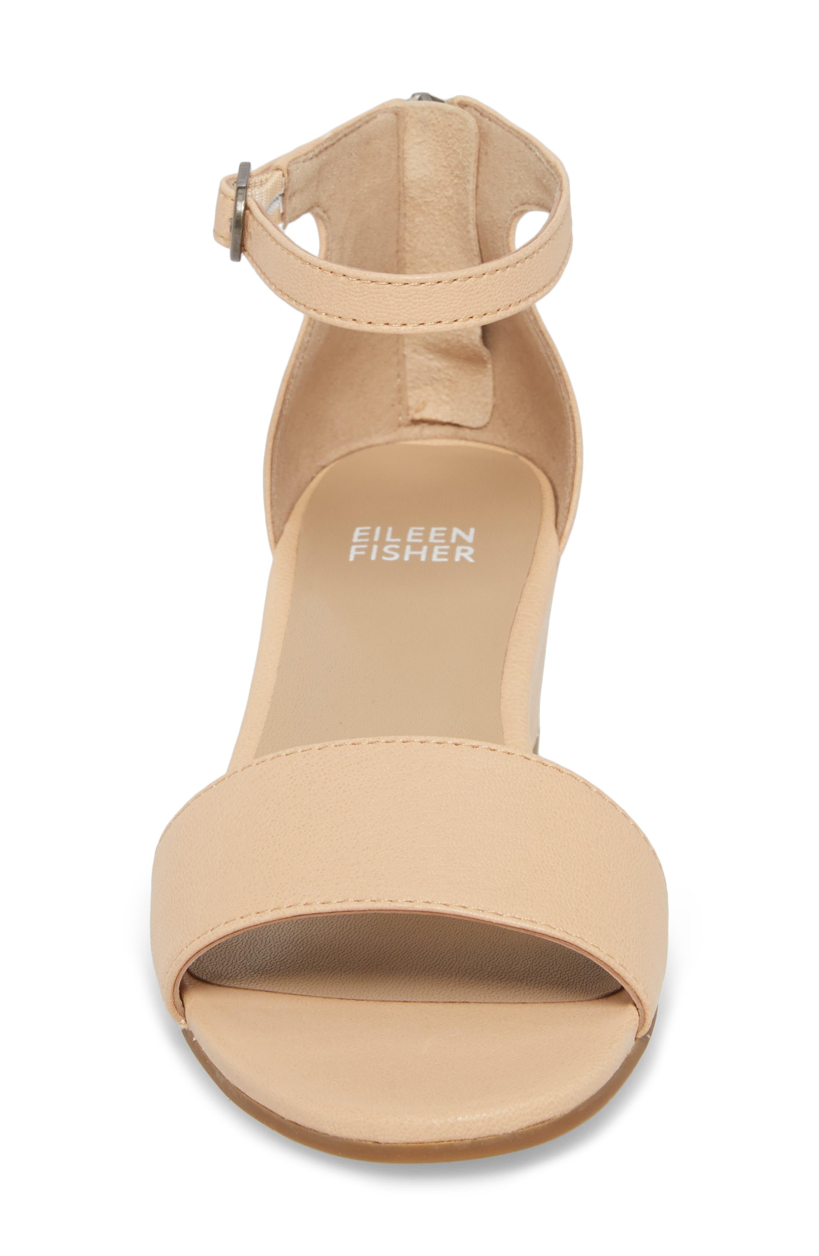 Mara Ankle Strap Wedge Sandal,                             Alternate thumbnail 14, color,