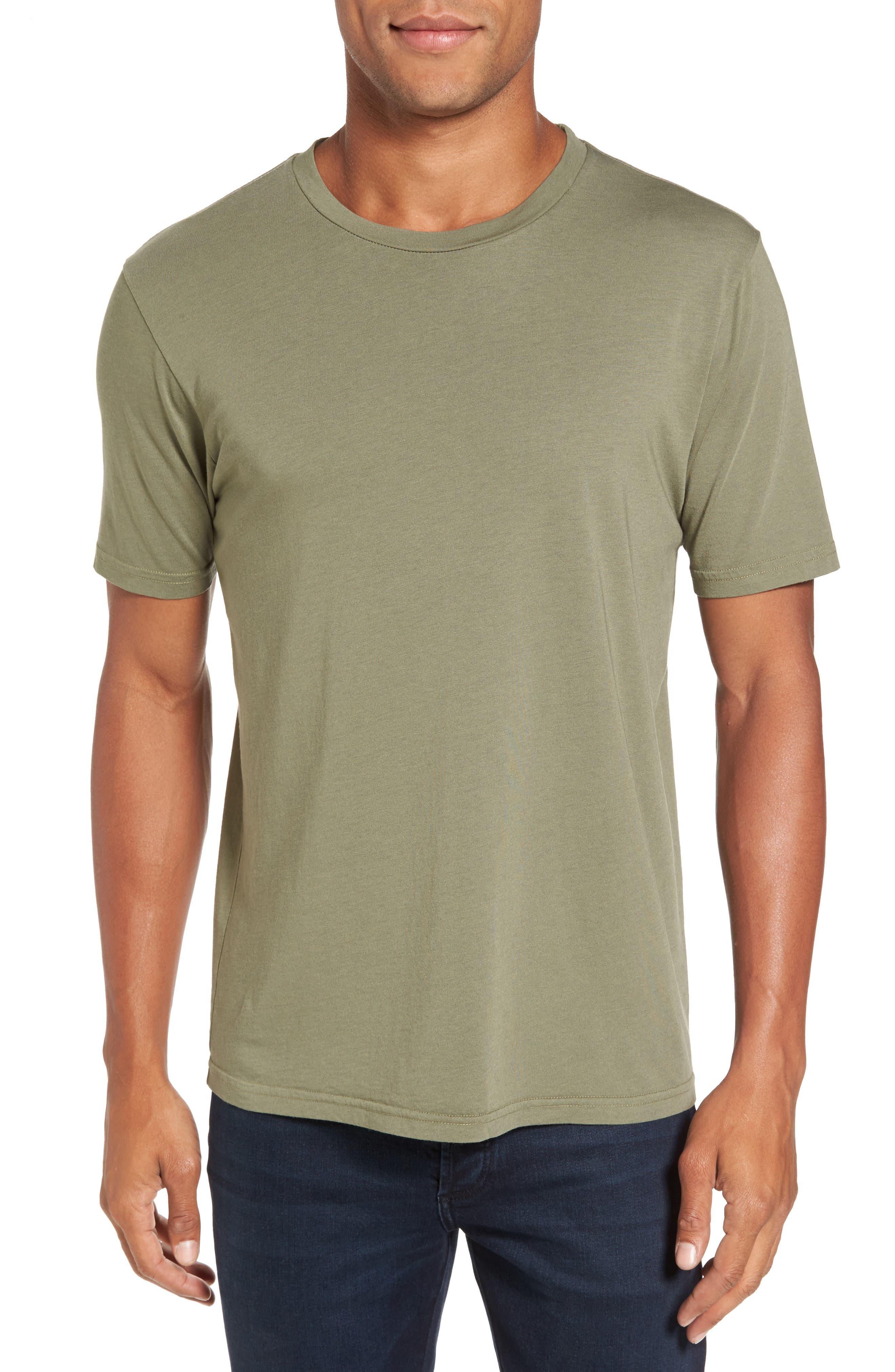 Crewneck T-Shirt,                             Main thumbnail 1, color,                             313