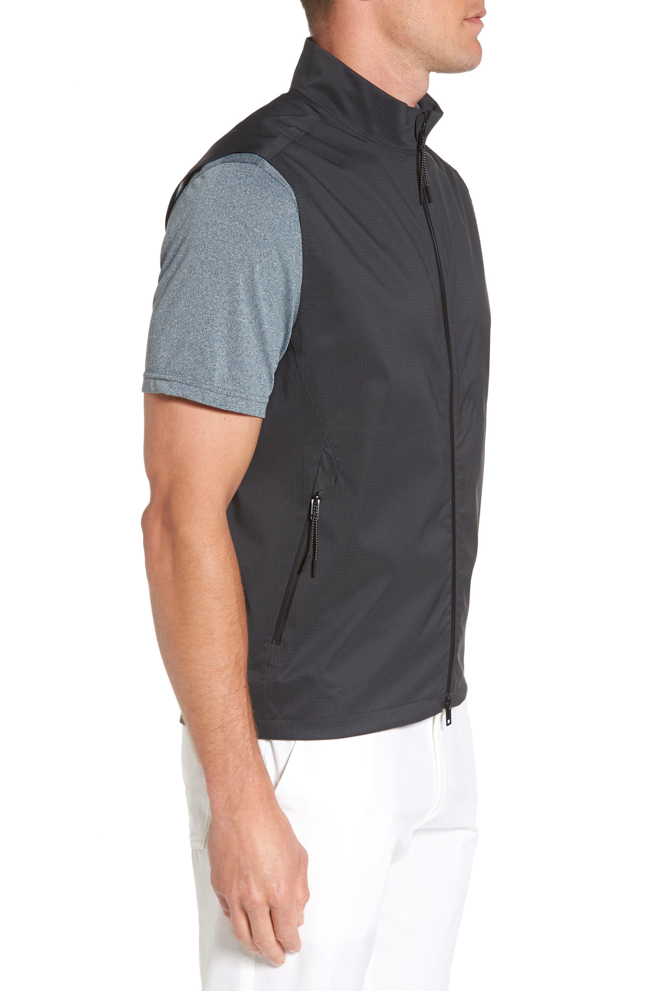 Newton Ripstop Vest,                             Alternate thumbnail 3, color,