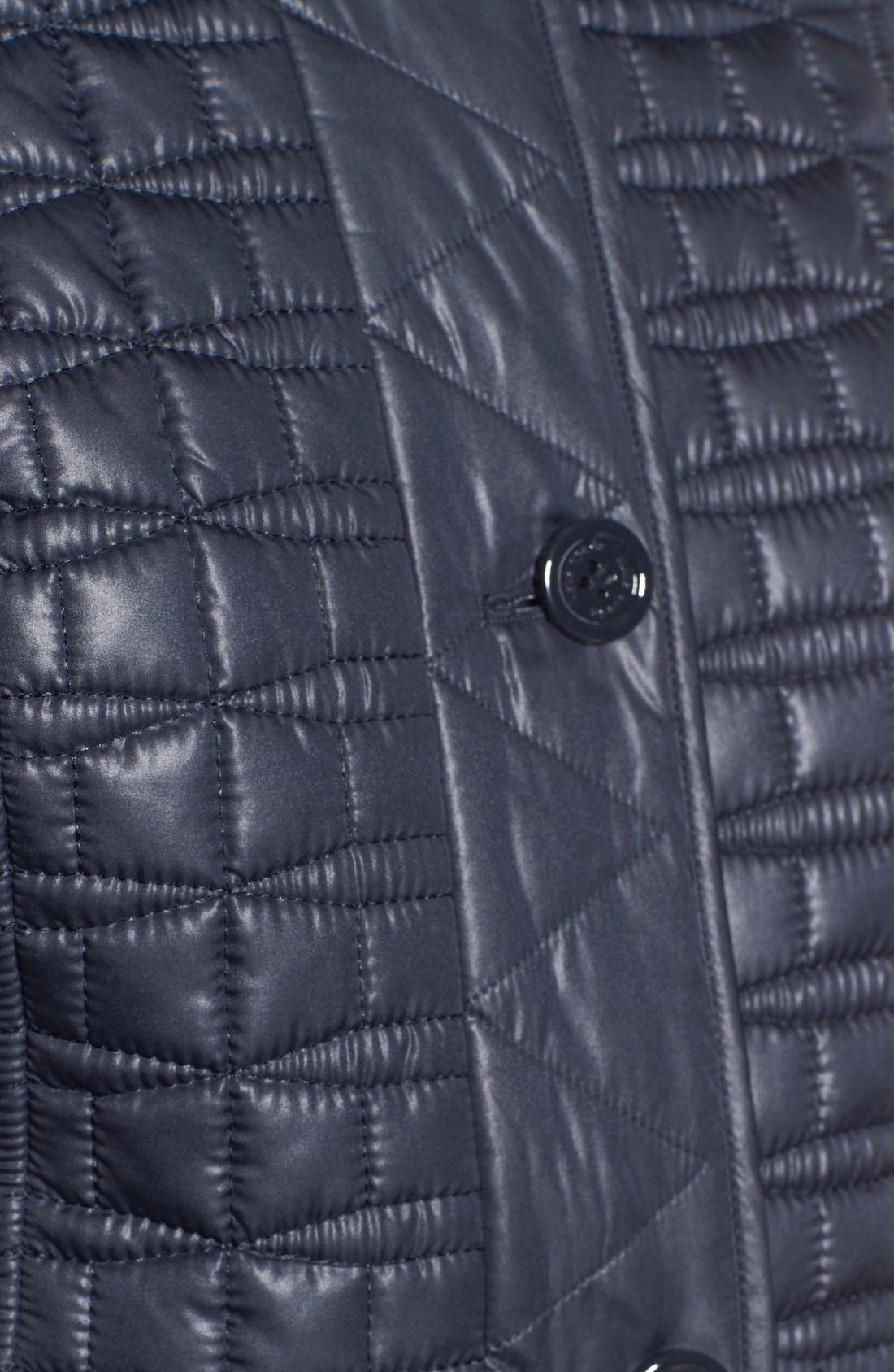 water resistant quilted coat,                             Alternate thumbnail 20, color,