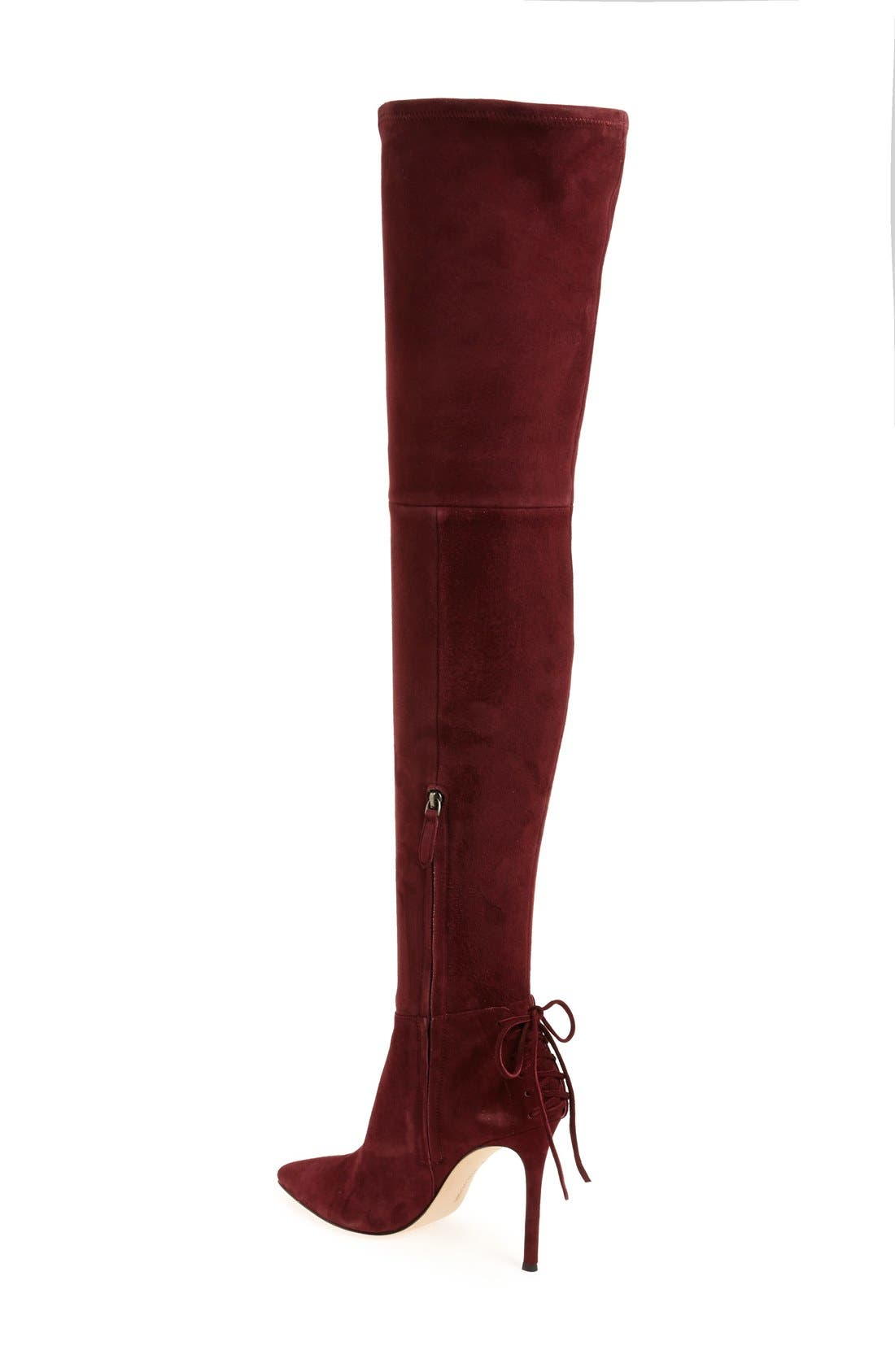 'Caterina' Over the Knee Boot,                             Alternate thumbnail 10, color,