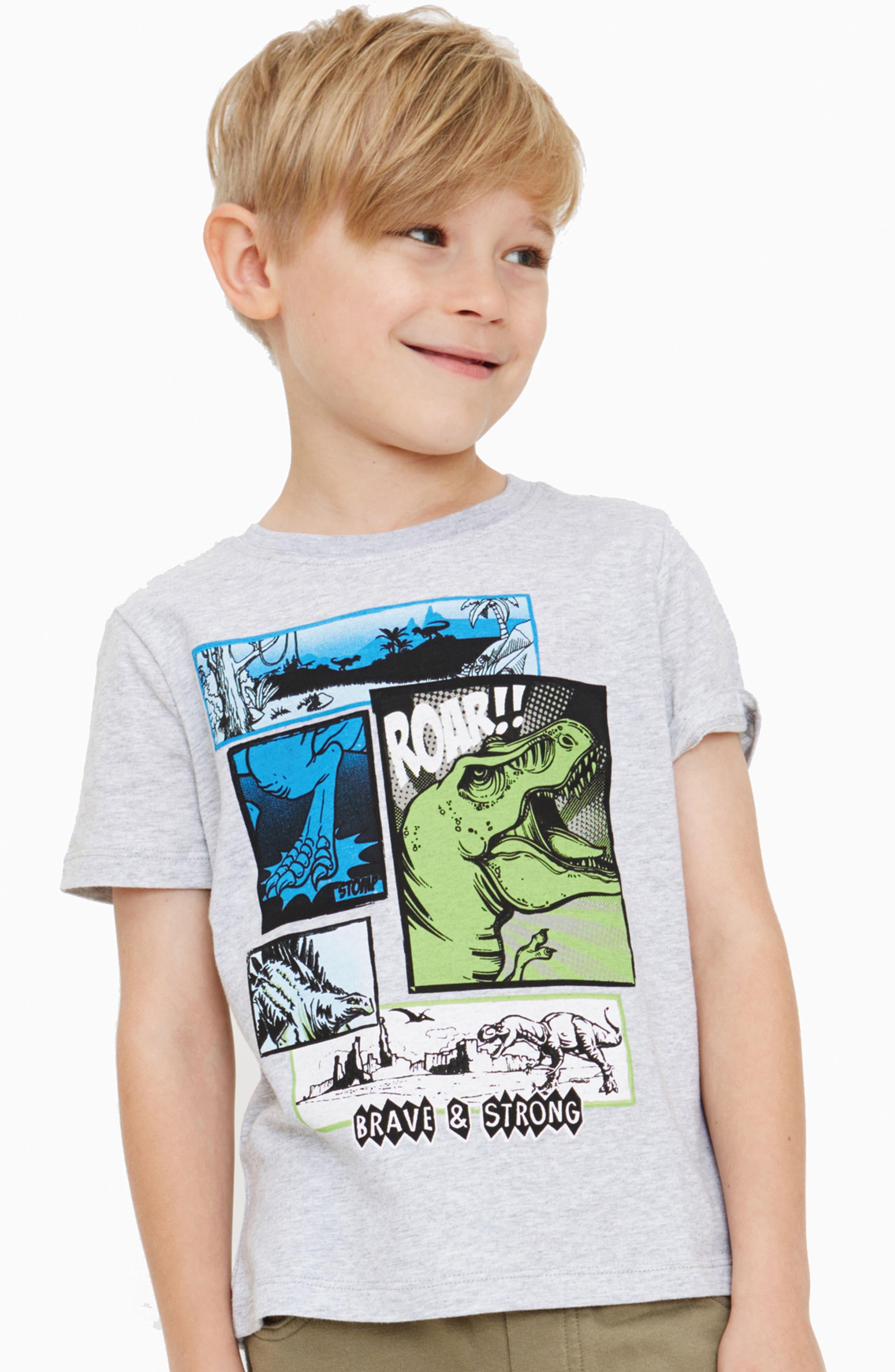 Joshua Organic Cotton T-Shirt,                             Alternate thumbnail 2, color,                             031