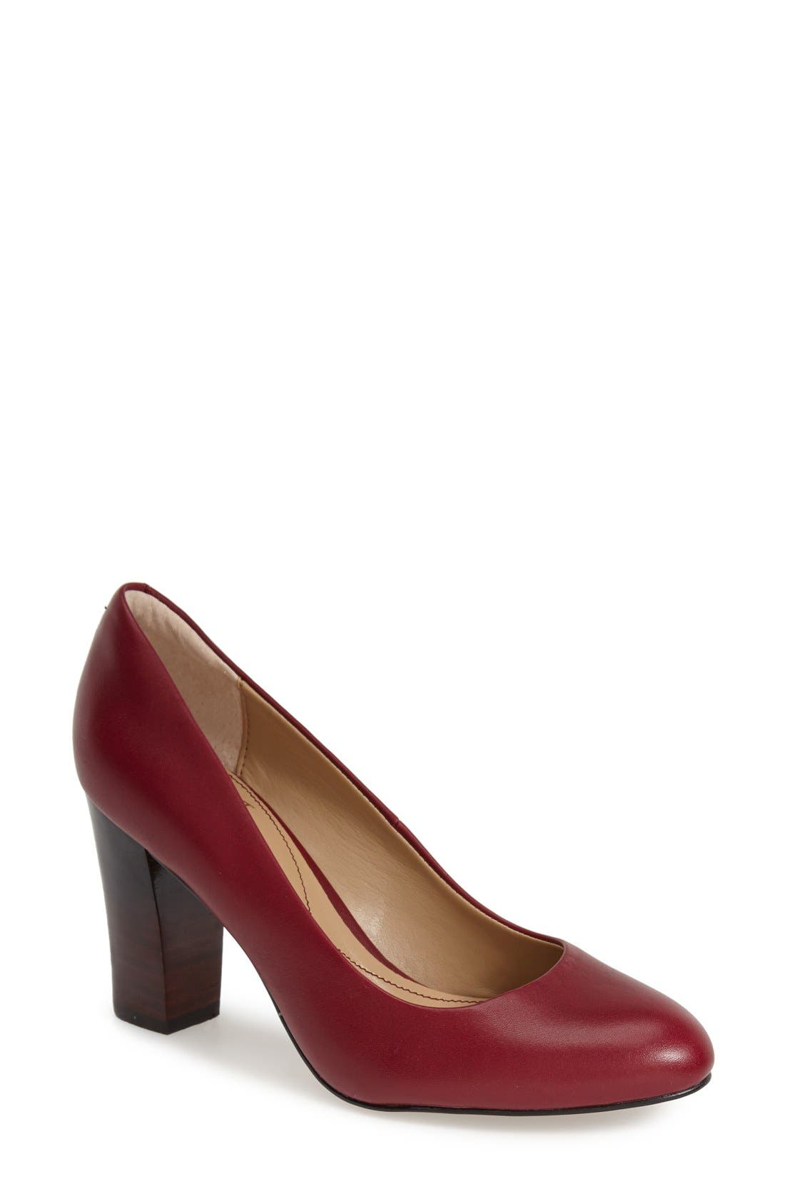 'Eleni II' Block Heel Pump,                             Main thumbnail 8, color,