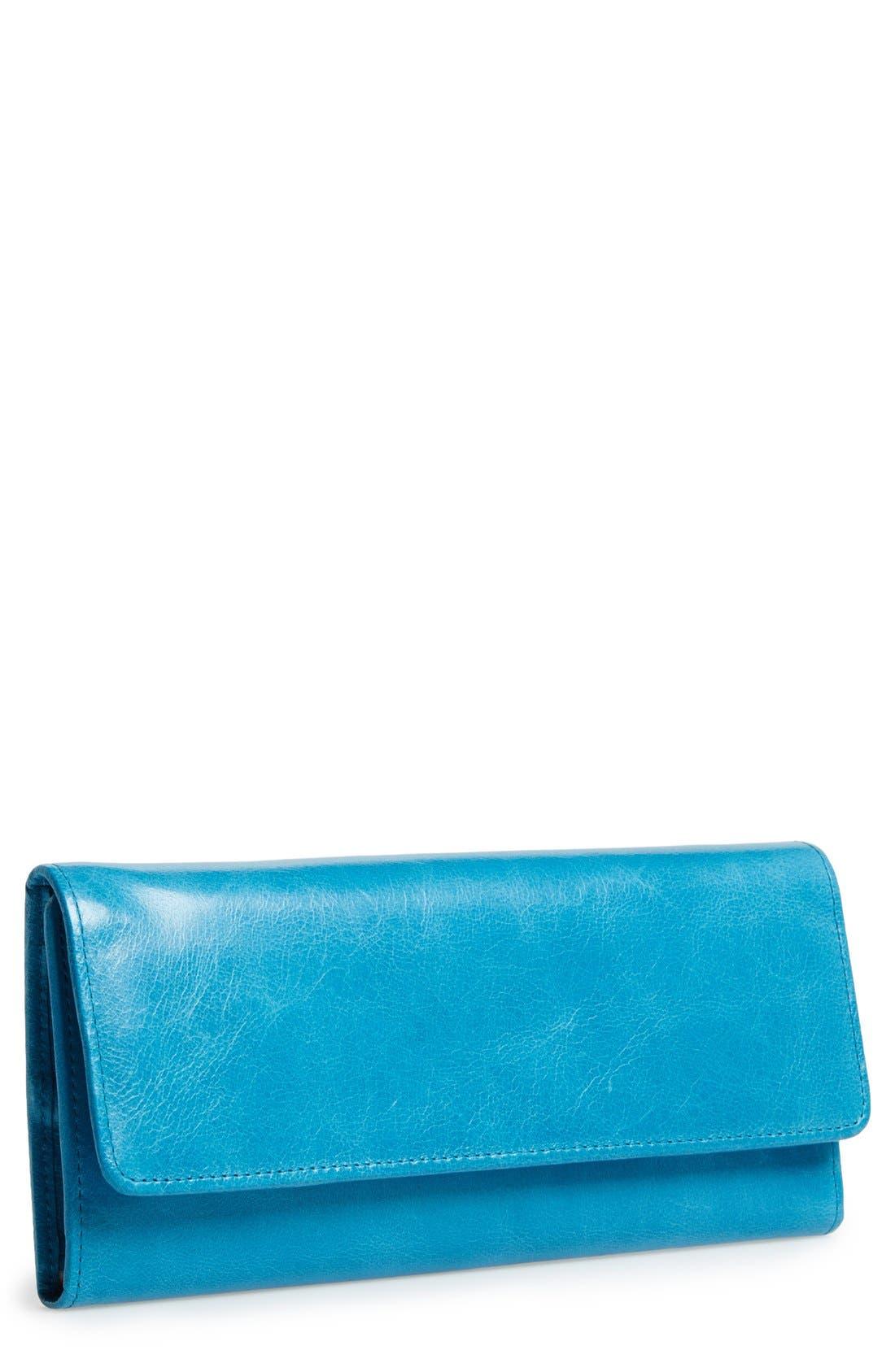 'Sadie' Leather Wallet,                             Main thumbnail 43, color,
