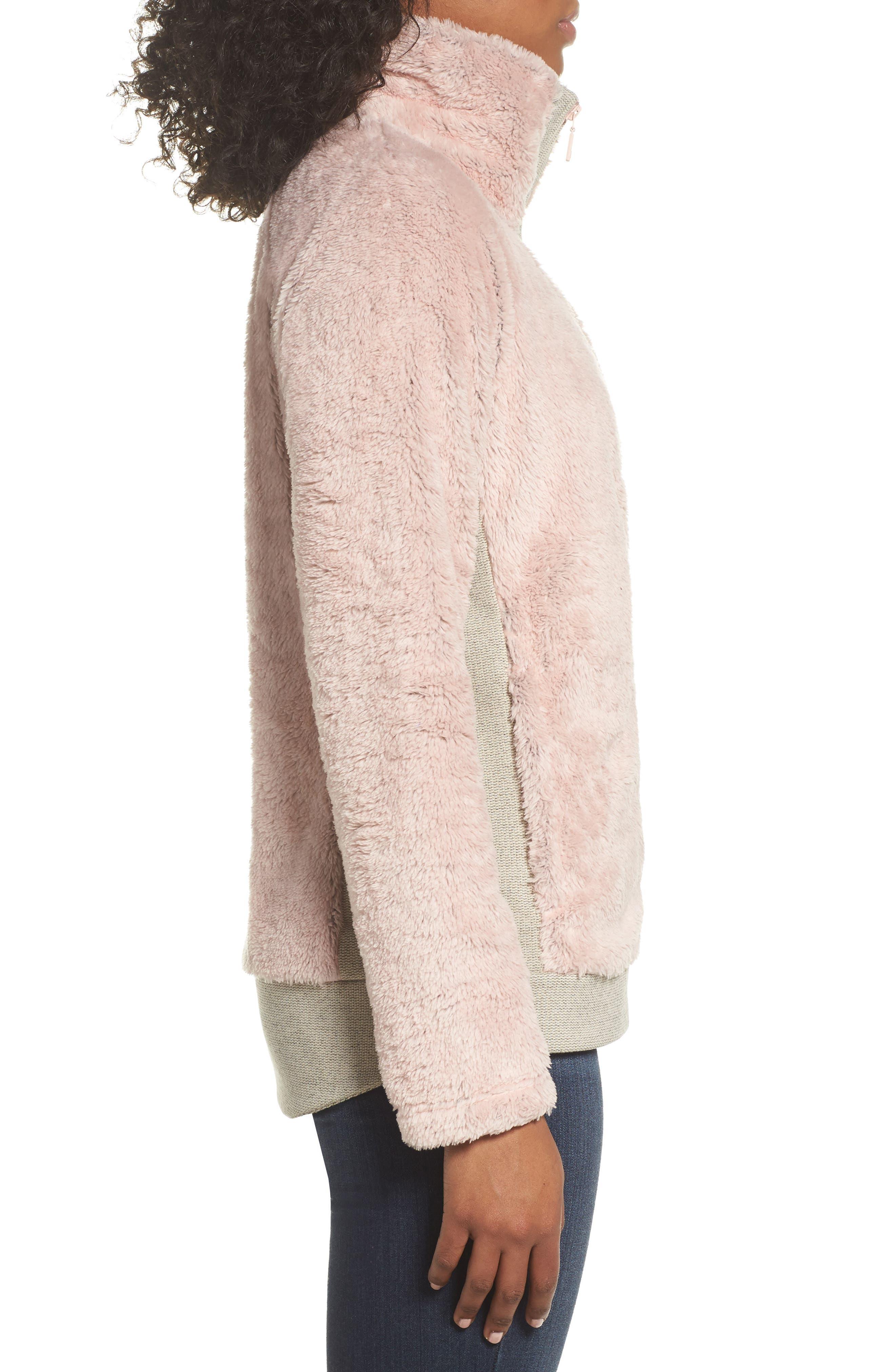 Furry Fleece Jacket,                             Alternate thumbnail 21, color,