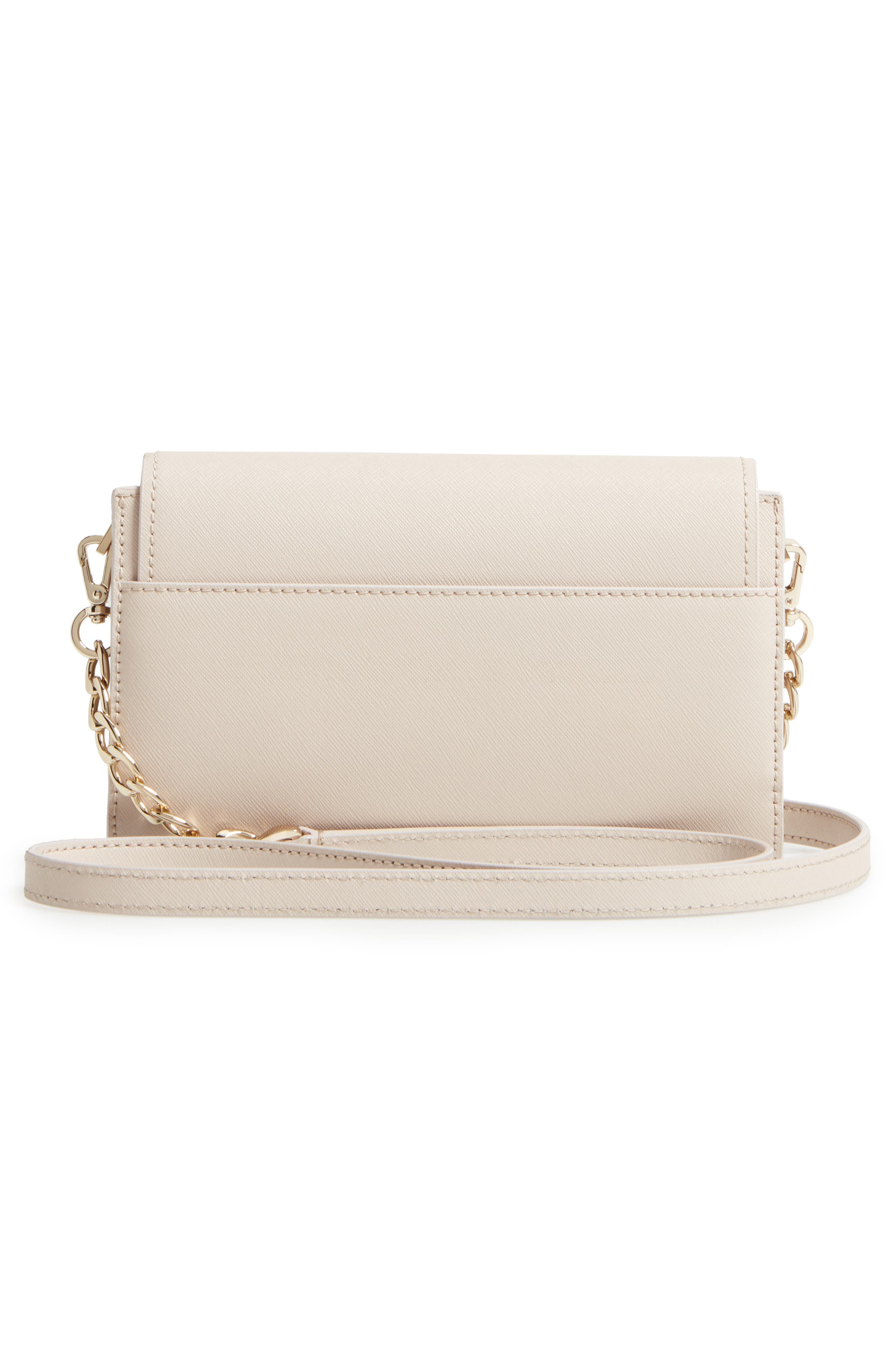 make it mine - camila leather clutch,                             Alternate thumbnail 6, color,