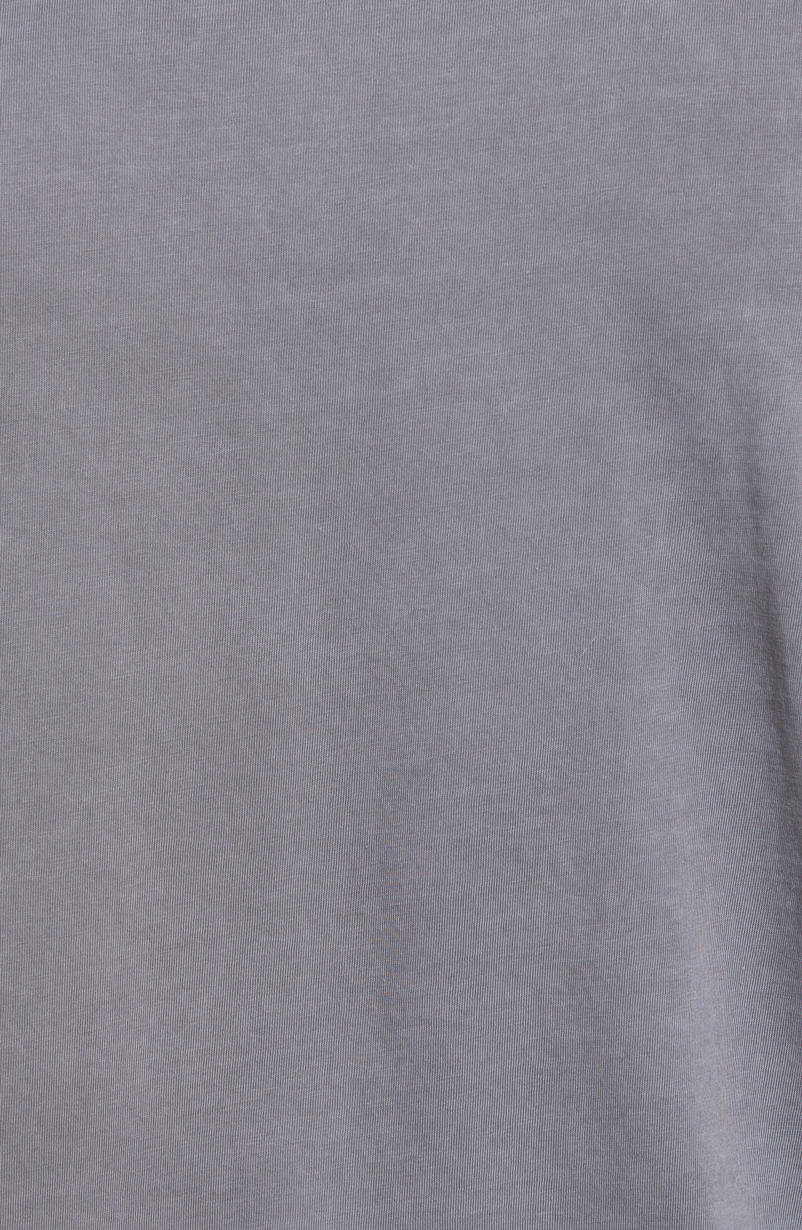 Bradley Longline T-Shirt,                             Alternate thumbnail 5, color,                             091