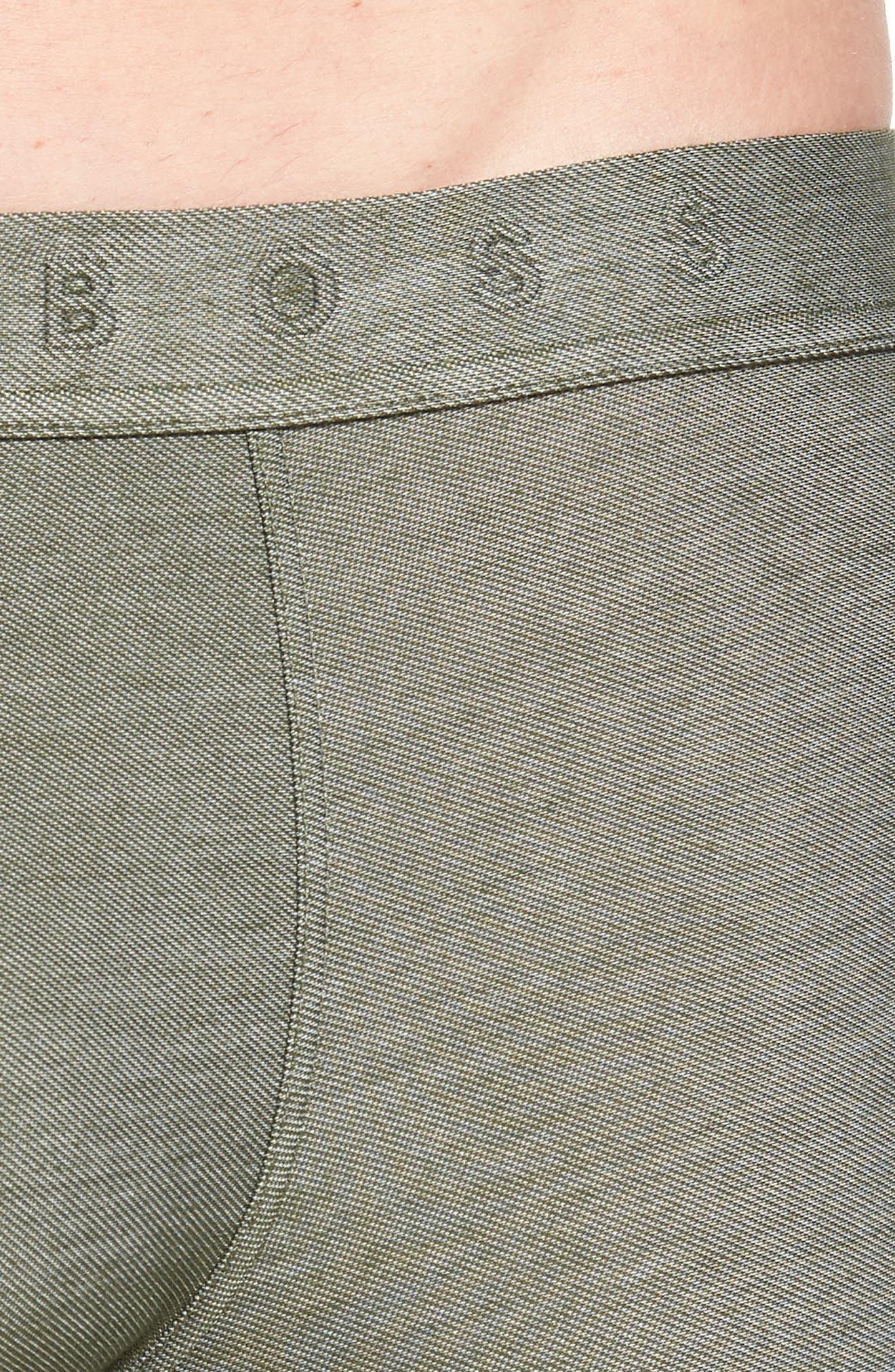 Cotton Blend Trunks,                             Alternate thumbnail 4, color,                             301