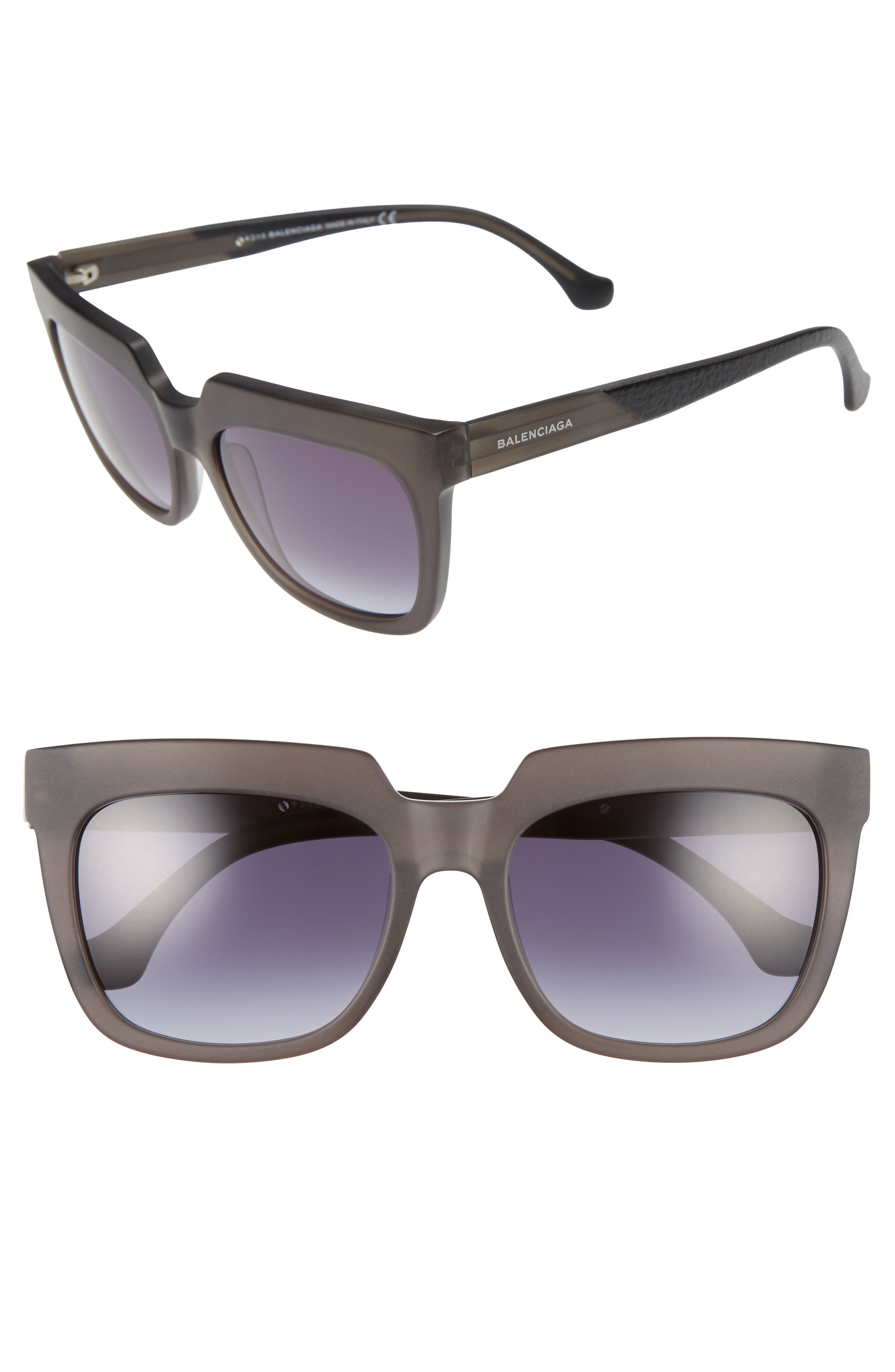 55mm Sunglasses,                             Alternate thumbnail 5, color,