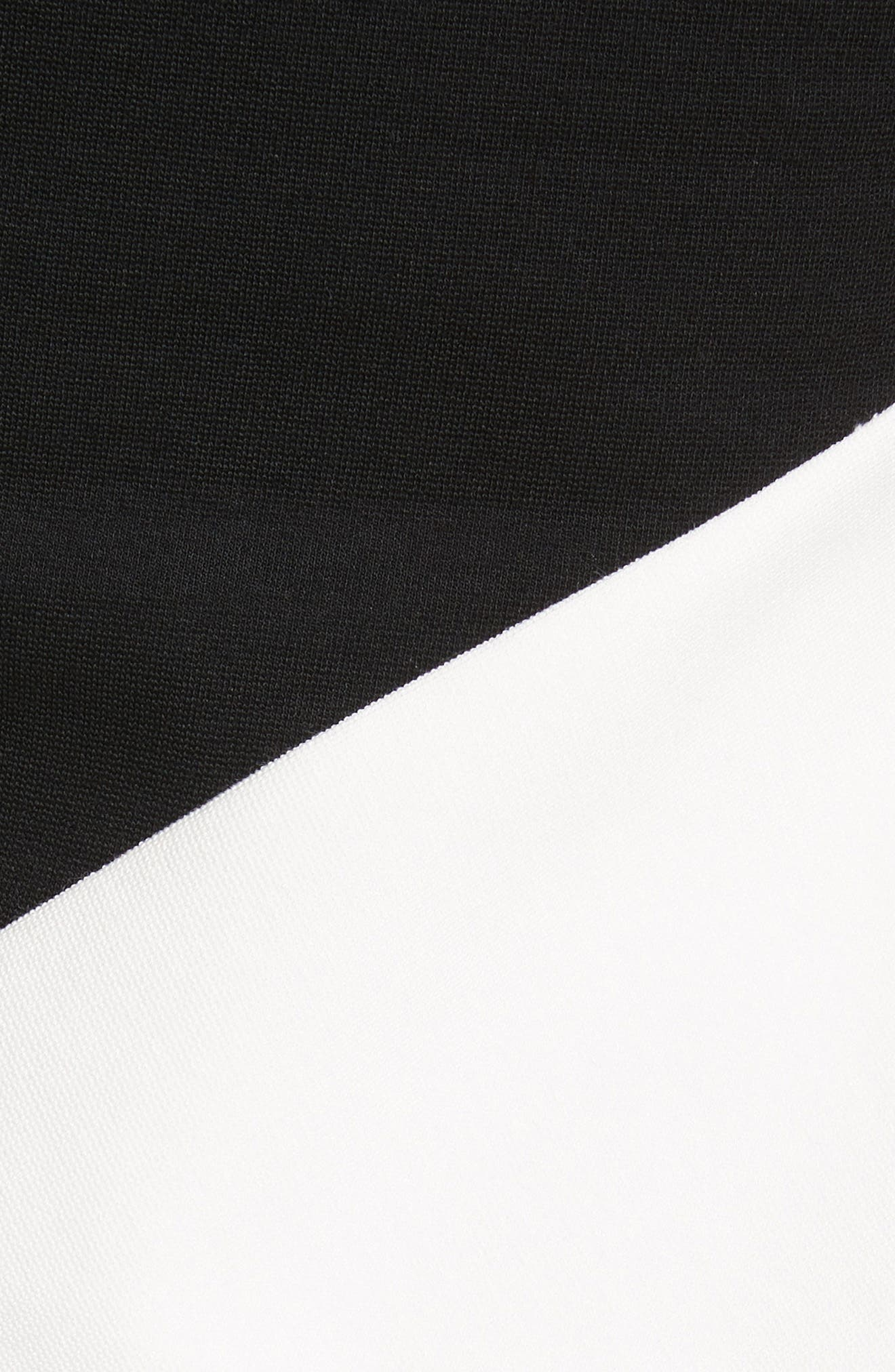 Asymmetrical Jersey Top,                             Alternate thumbnail 5, color,                             002