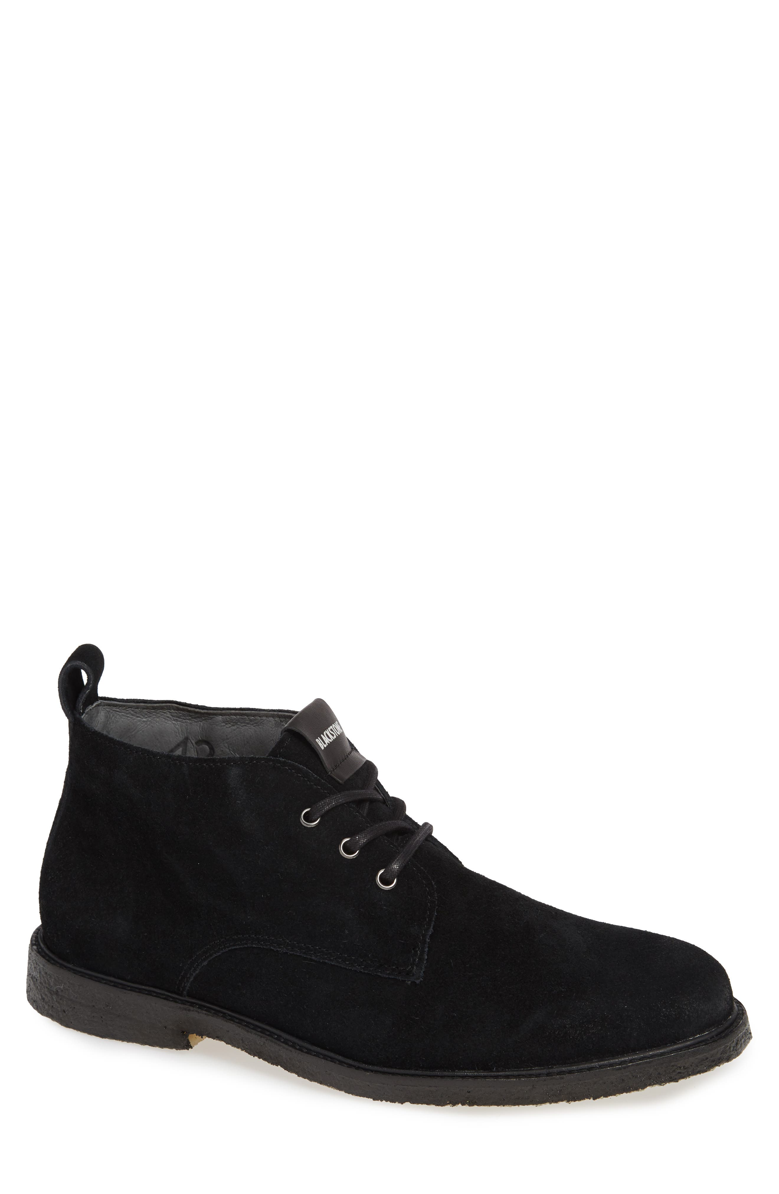 QM82 Chukka Boot,                         Main,                         color, BLACK