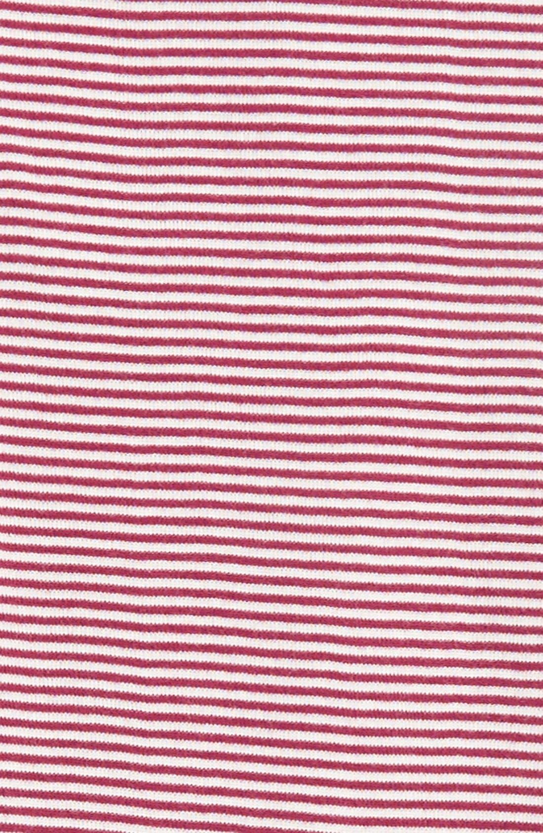 Stripe Cotton Leggings,                             Alternate thumbnail 11, color,