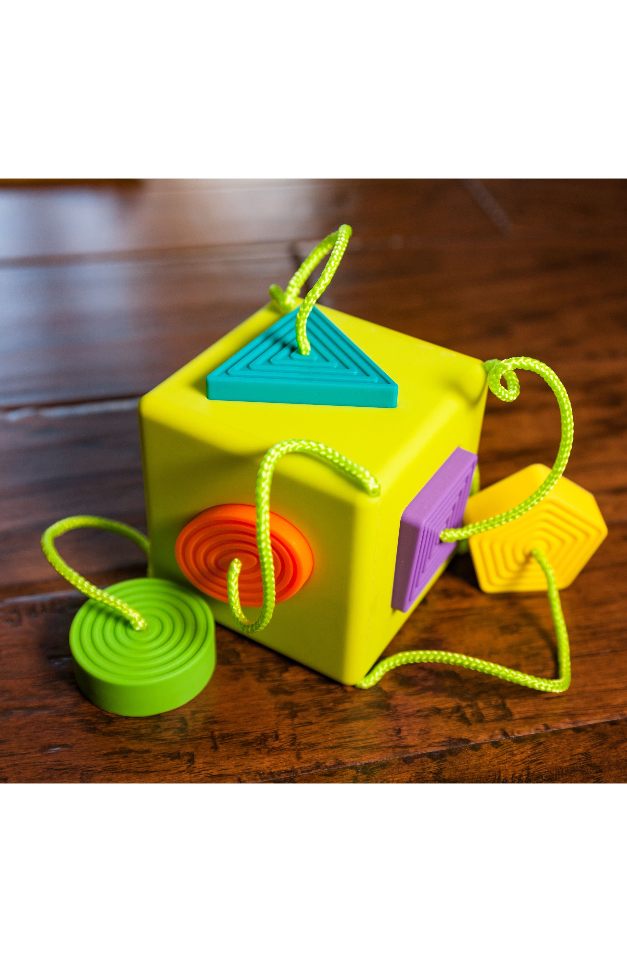 OombeeCube Sorting Toy,                             Alternate thumbnail 4, color,                             300