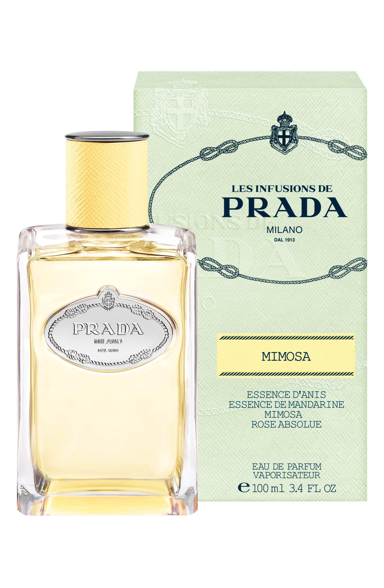 Les Infusions Mimosa Eau de Parfum,                             Alternate thumbnail 2, color,                             NO COLOR