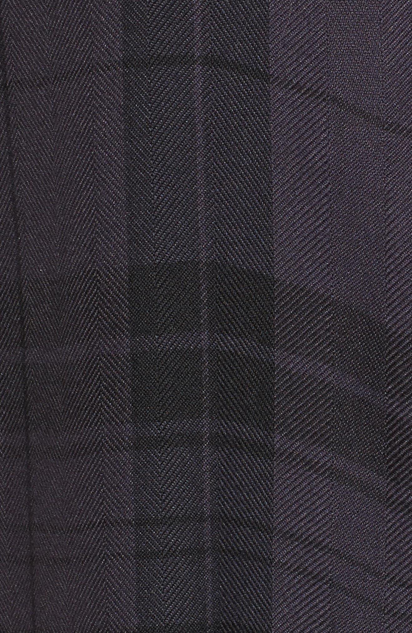 Hunter Plaid Shirt,                             Alternate thumbnail 558, color,