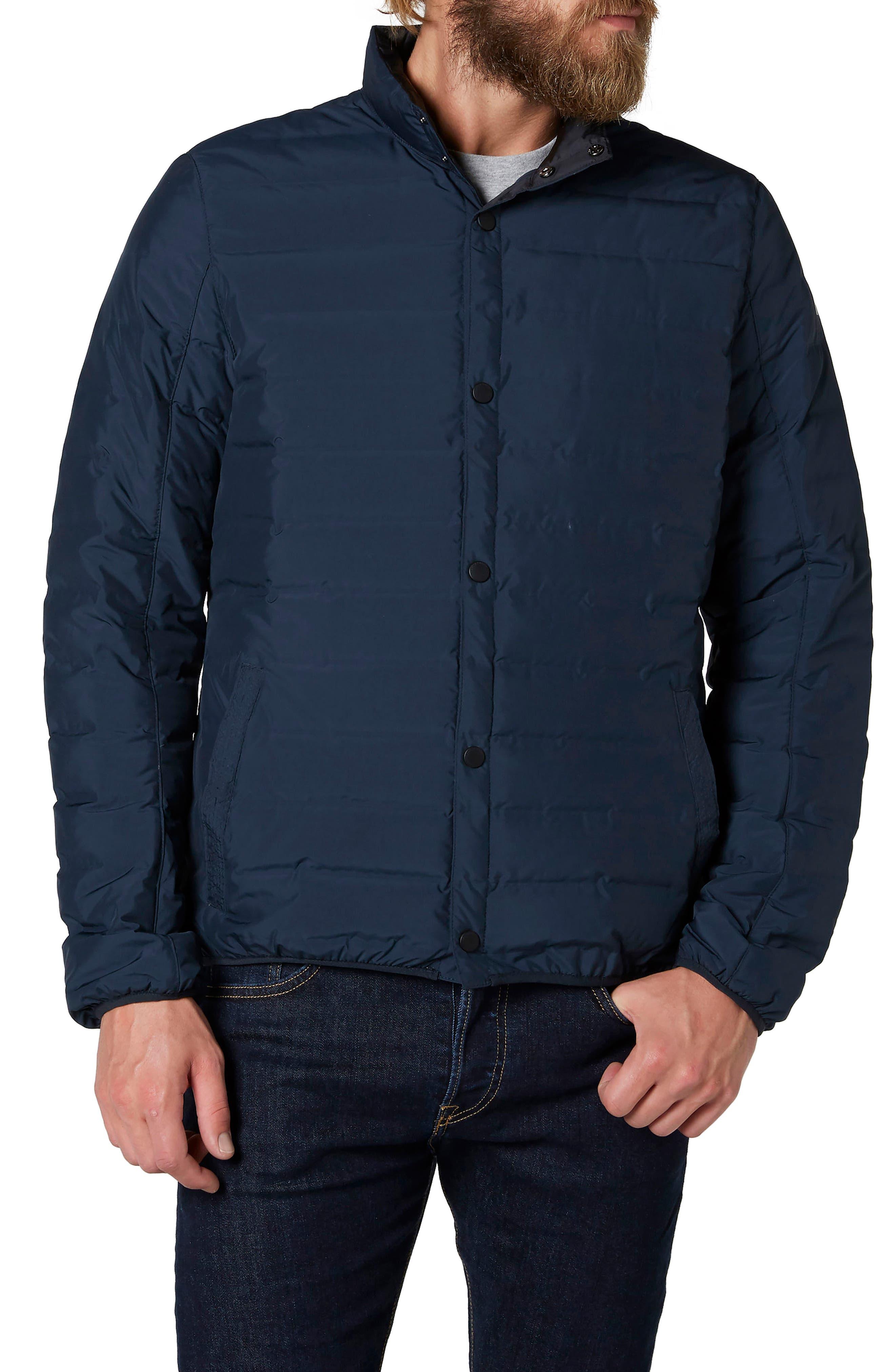 Urban Liner Jacket,                         Main,                         color, NAVY
