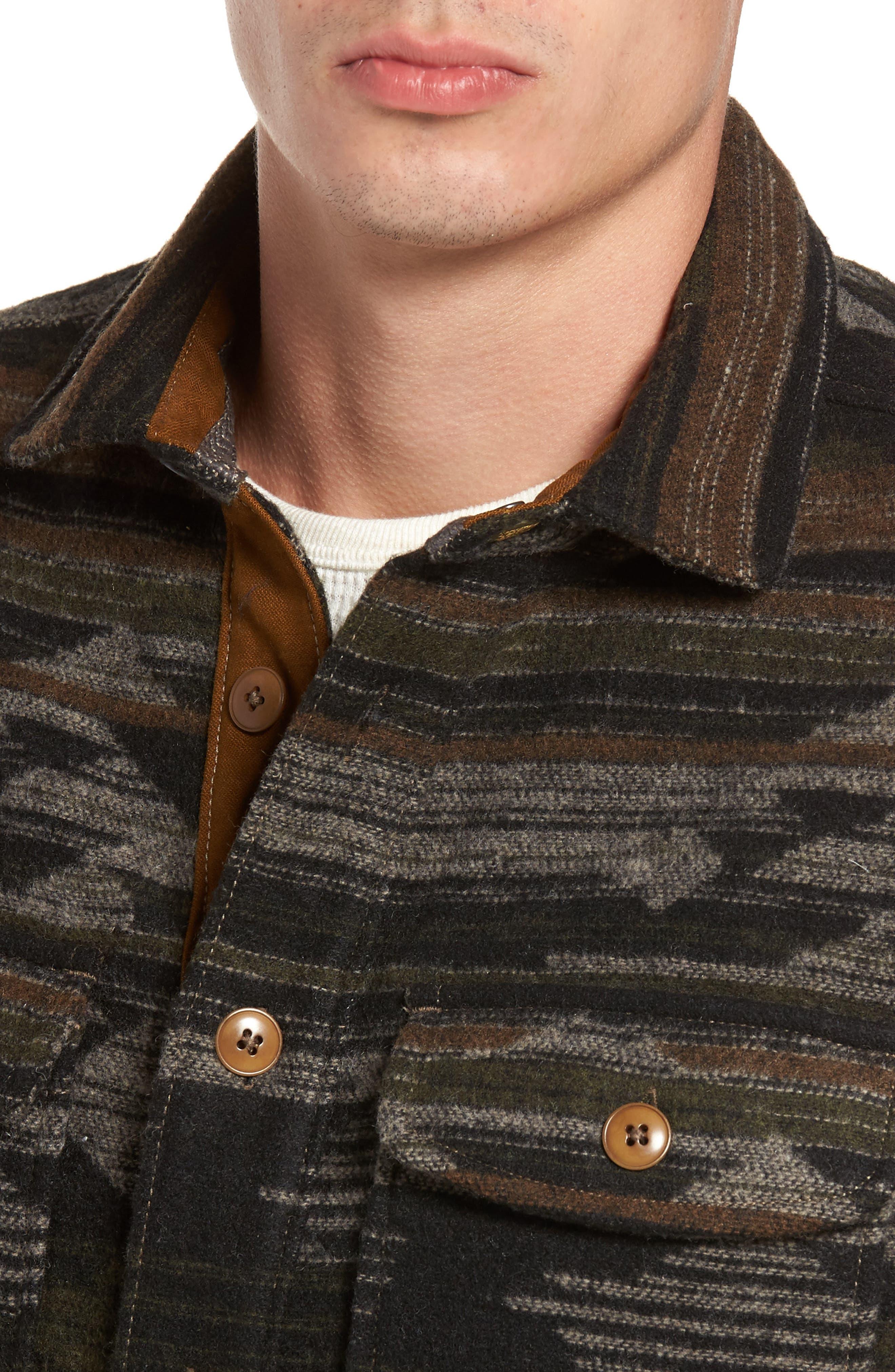 Trabuco Shirt Jacket,                             Alternate thumbnail 4, color,                             215