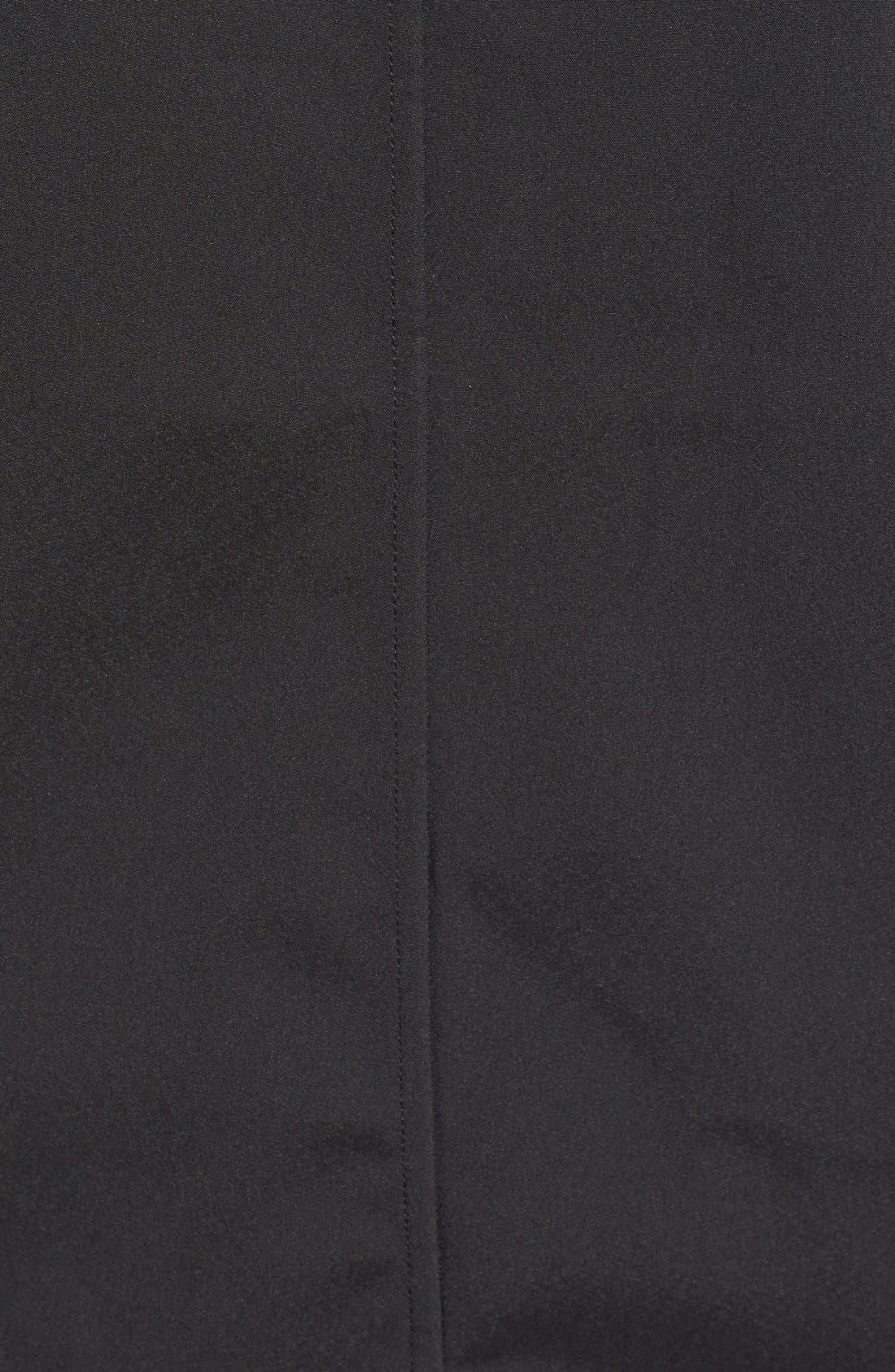 THE NORTH FACE,                             'Macarthur' Soft Shell Mac Coat,                             Alternate thumbnail 3, color,                             001