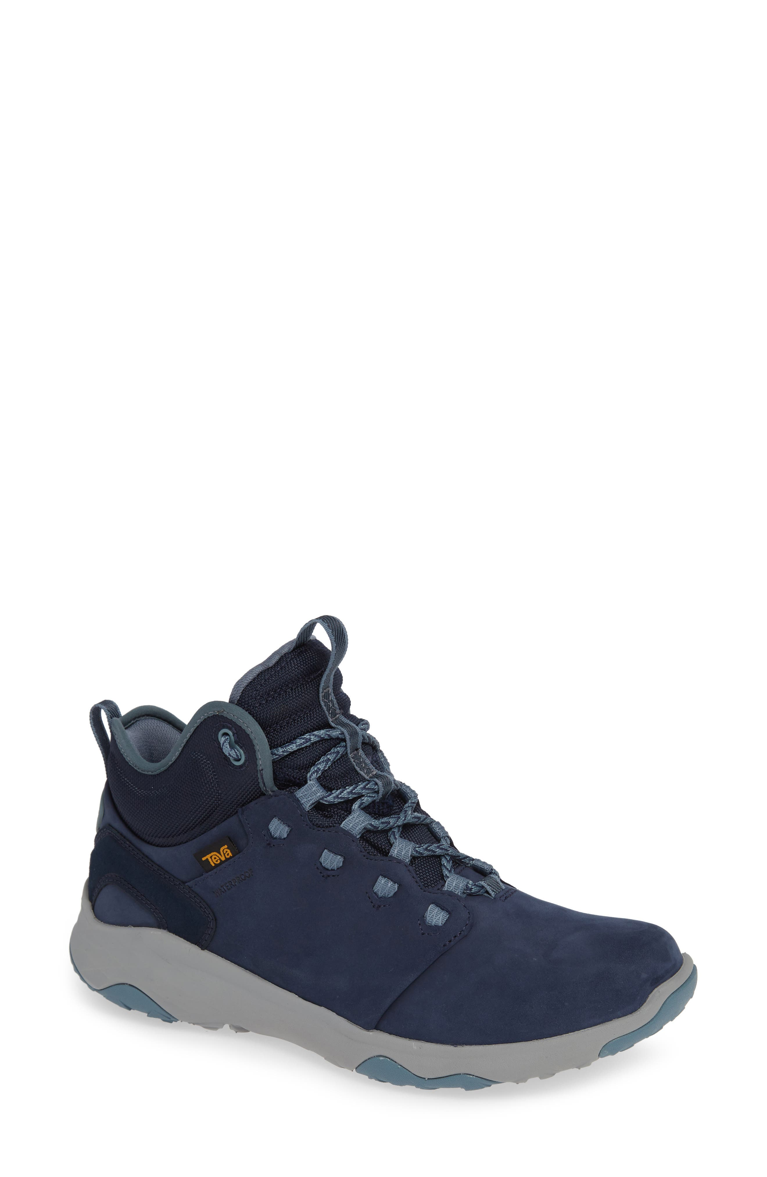 Arrowood 2 Mid Waterproof Sneaker Boot,                             Main thumbnail 1, color,                             414