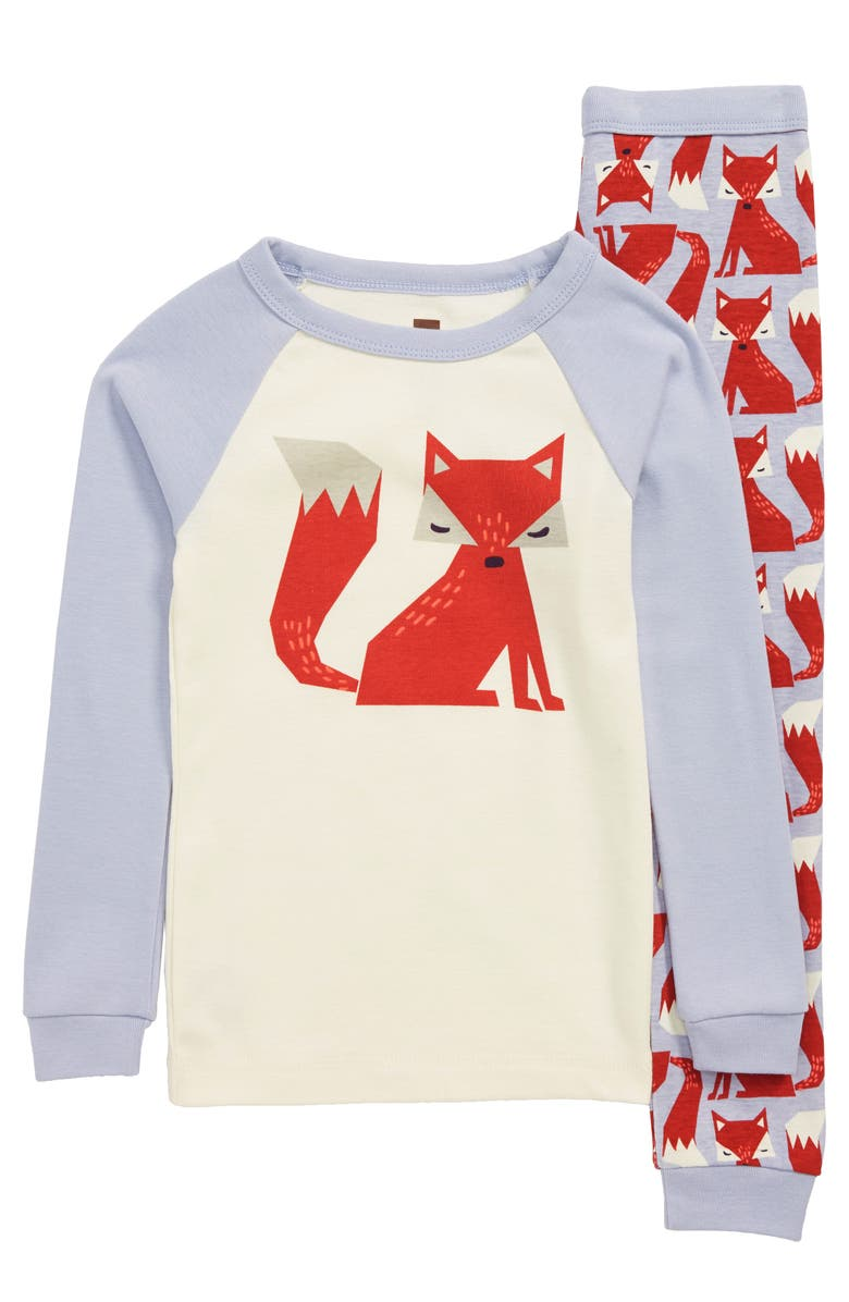 Darling fox pajamas