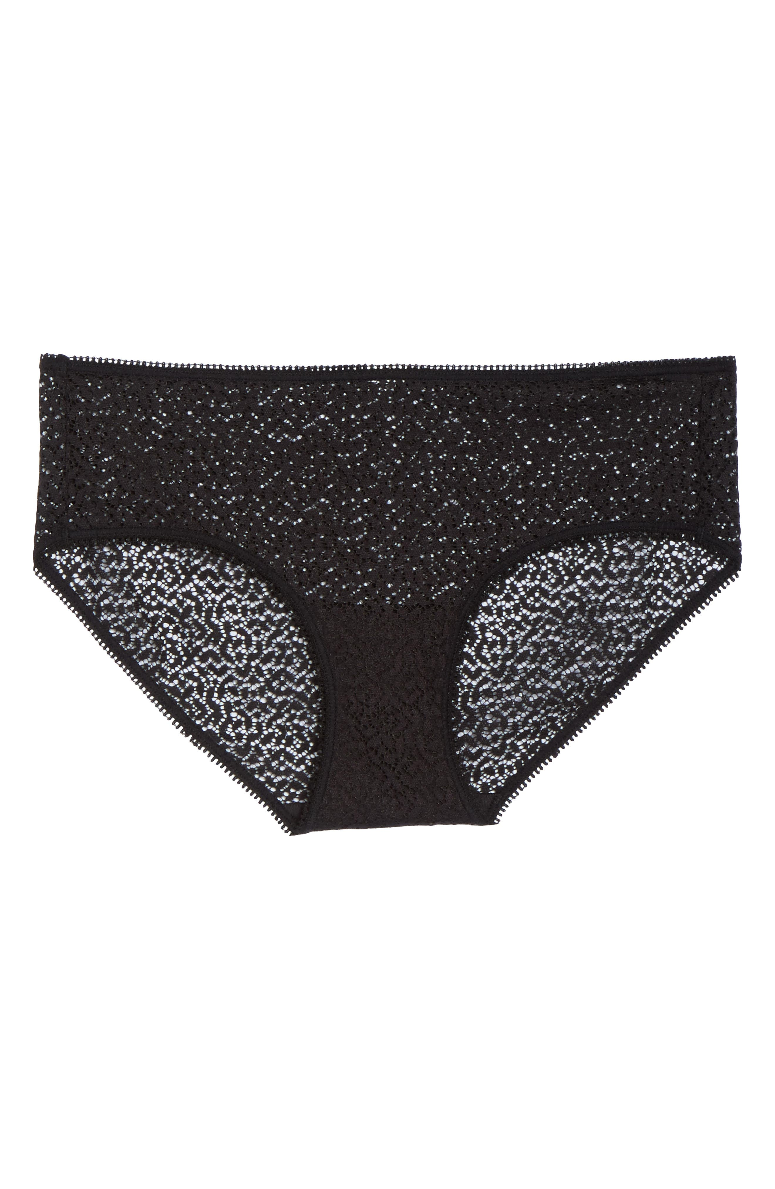 Modern Lace Hipster Panties,                             Alternate thumbnail 17, color,