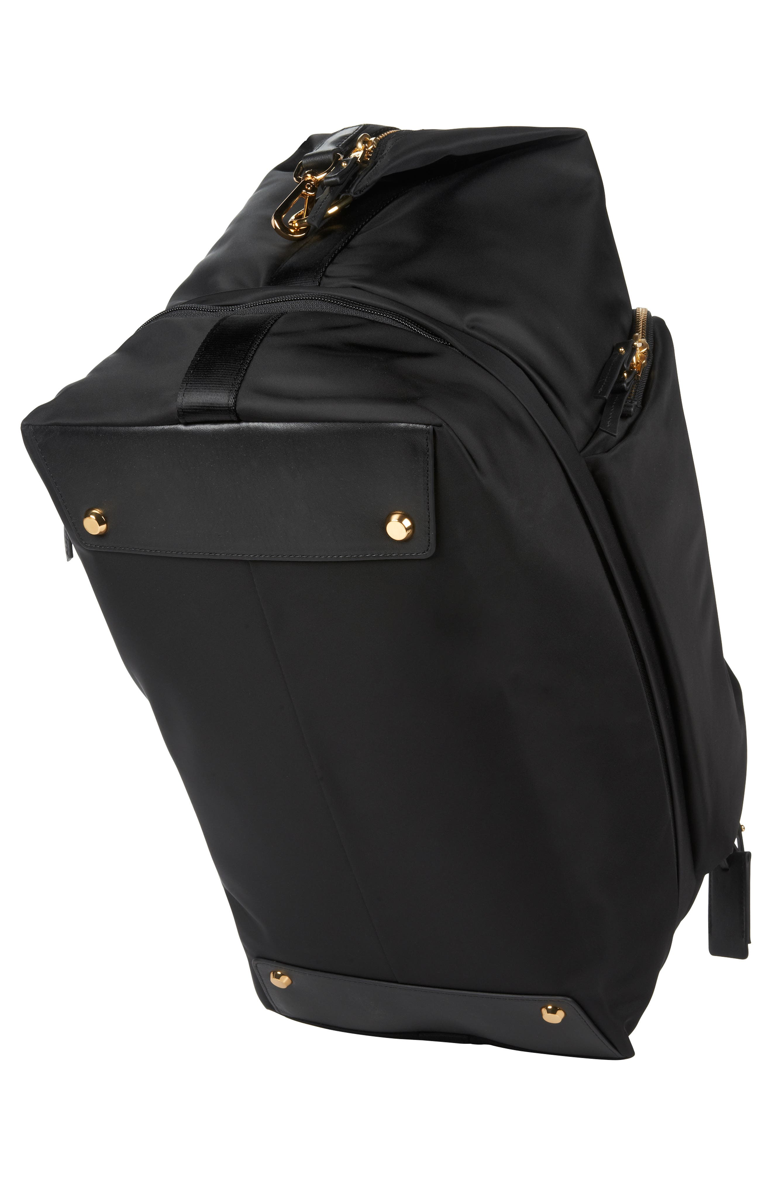 Durban Expandable Duffel Bag,                             Alternate thumbnail 4, color,                             001