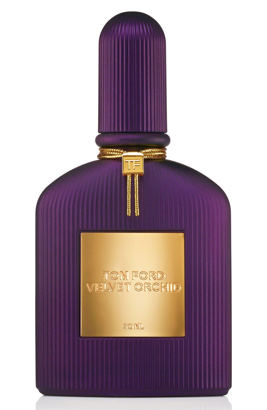 Velvet Orchid Lumière Eau de Parfum,                             Alternate thumbnail 5, color,                             NO COLOR