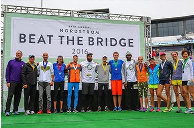 34th Annual Nordstrom Beat the Bridge to Beat Diabetes