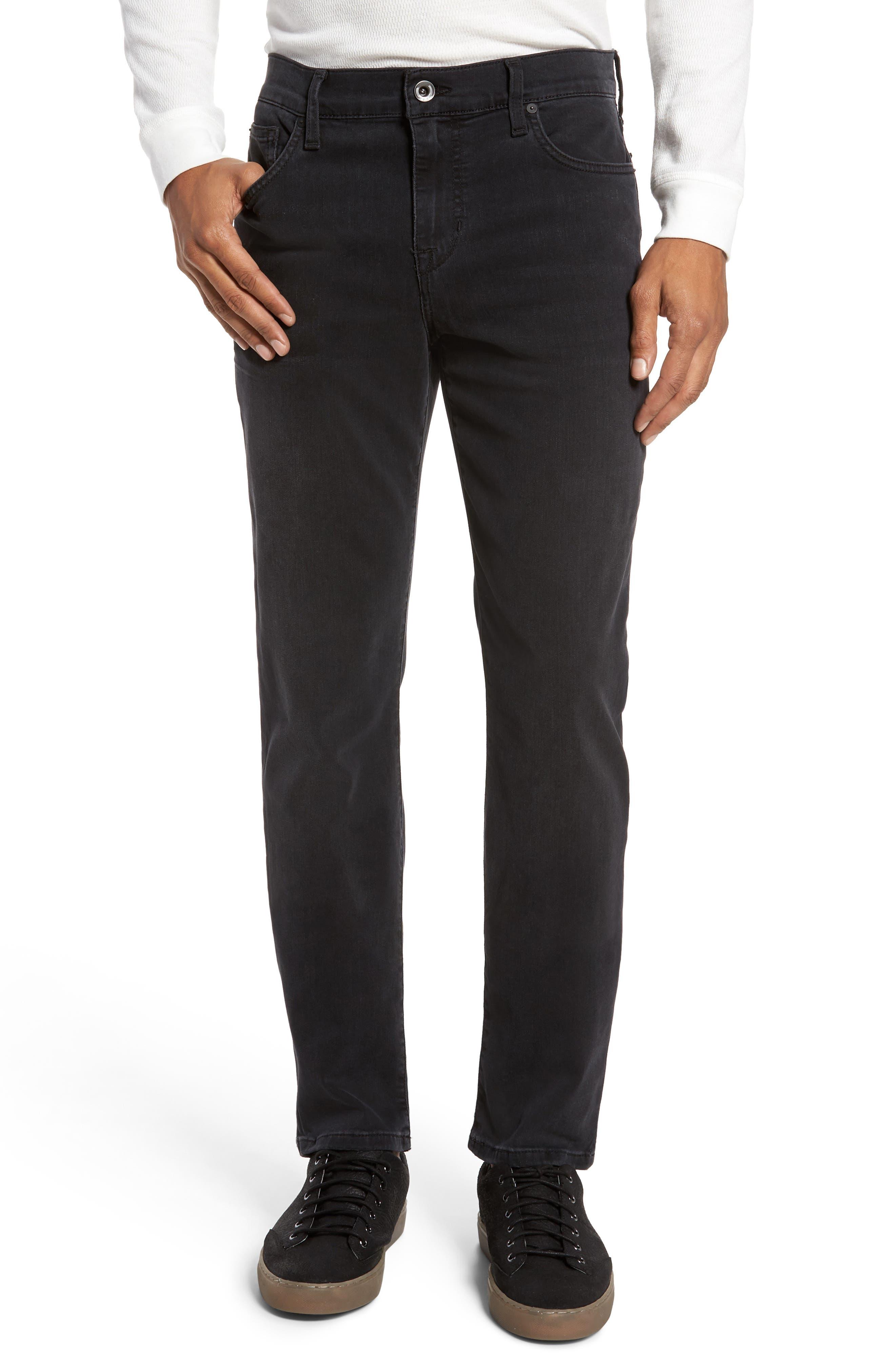 Slim Fit Jeans,                             Main thumbnail 1, color,                             001